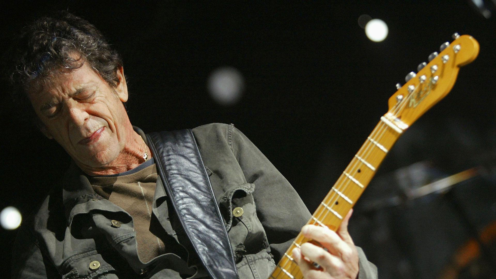 Lou Reed Y La Educación Sentimental En La España