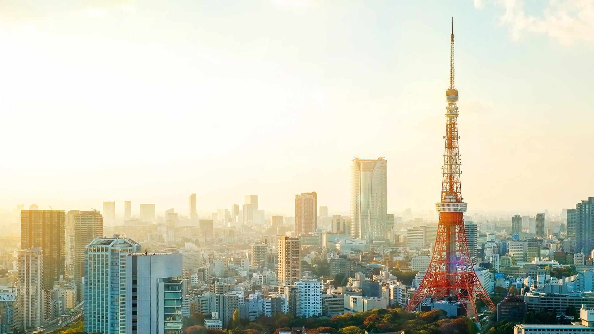 Tokio es la puerta de entrada a Japón (Getty Images)