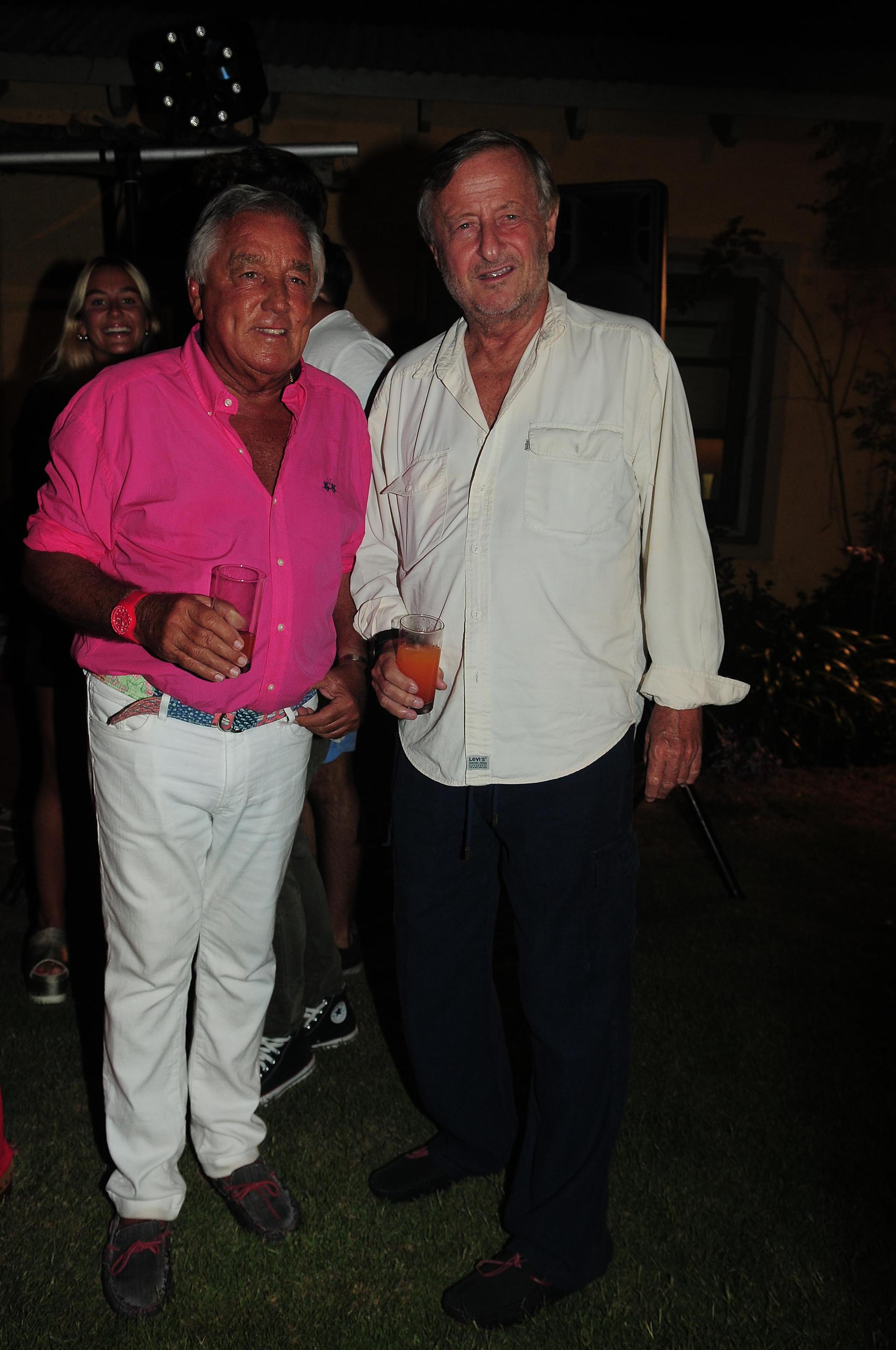 Julio De Marco y Cristiano Rattazzi
