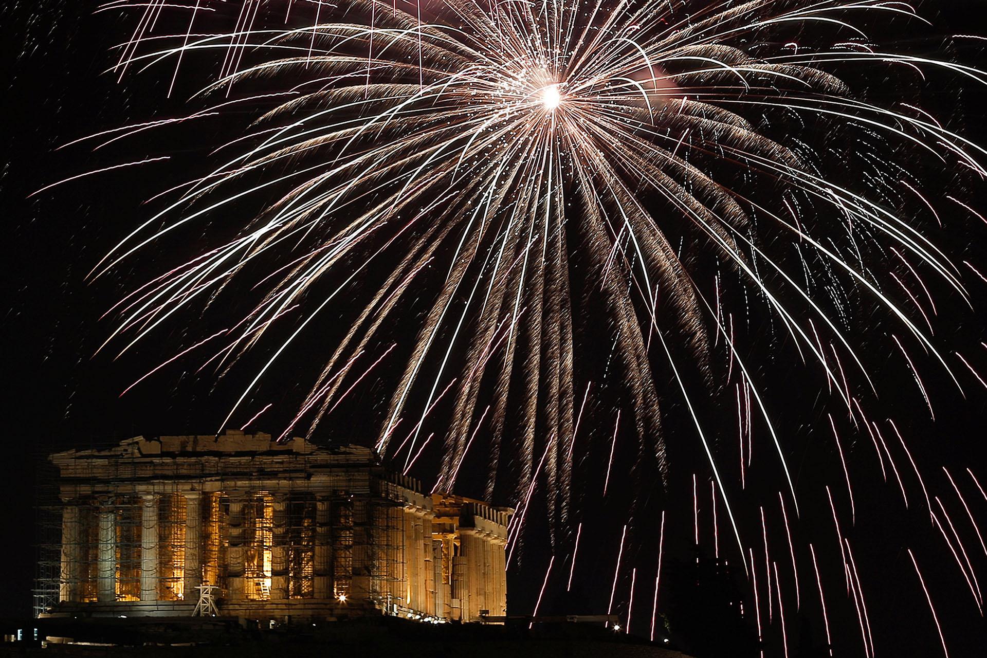 Atenas, Grecia. (REUTERS/Costas Baltas)