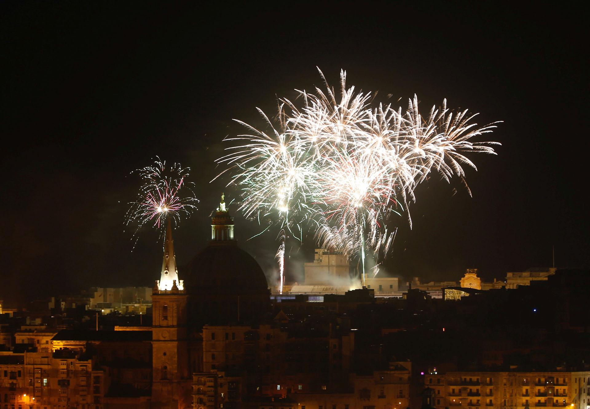 La Valletta, Malta (REUTERS/Darrin Zammit Lupi)