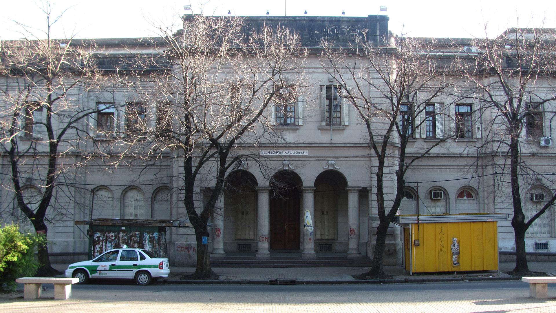 Sebastián se encuentra internado en el Hospital de Niños de La Plata