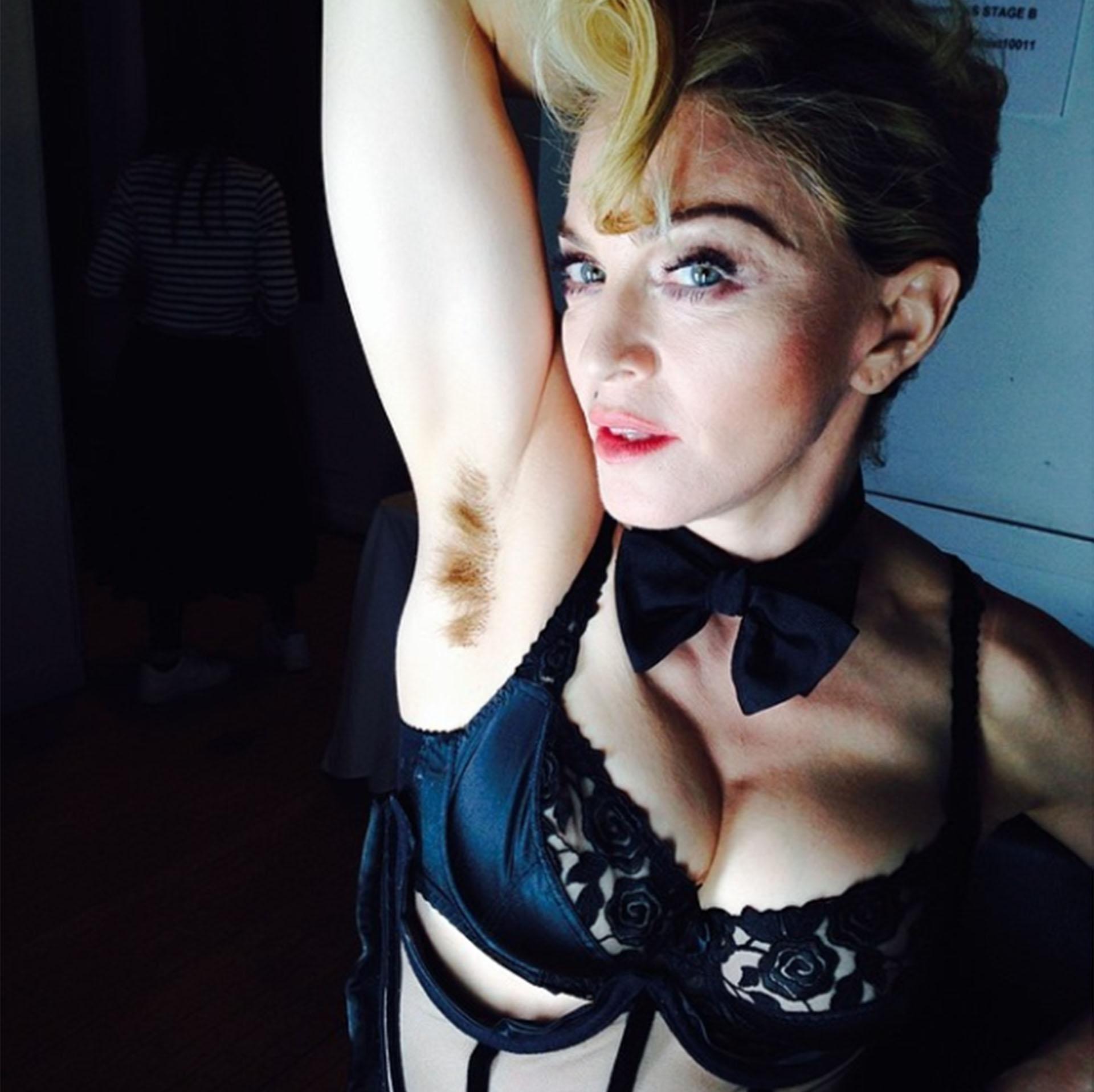 Madonna e hija reciben el 2018