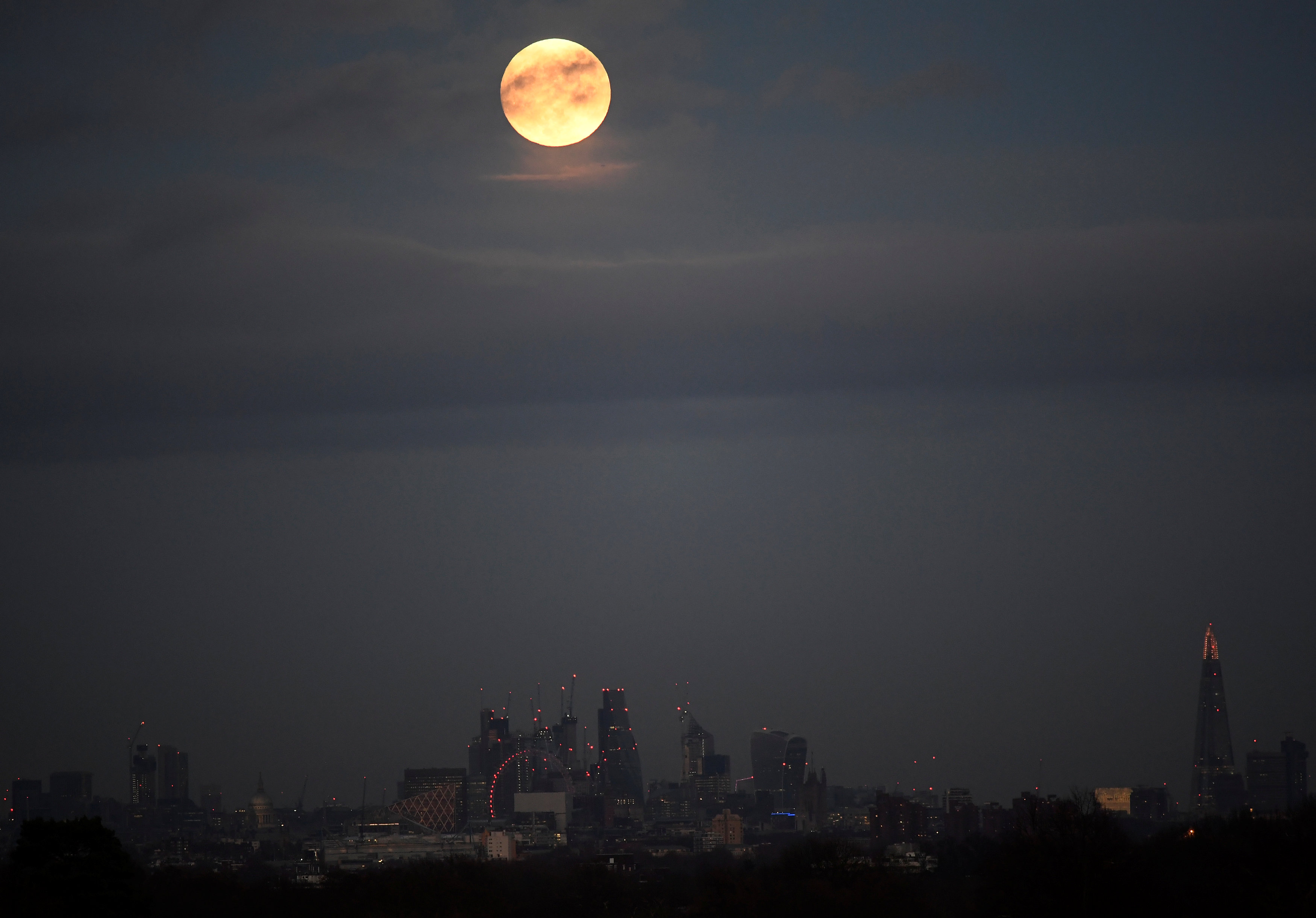Londres, Reino Unido, (REUTERS/Toby Melville)