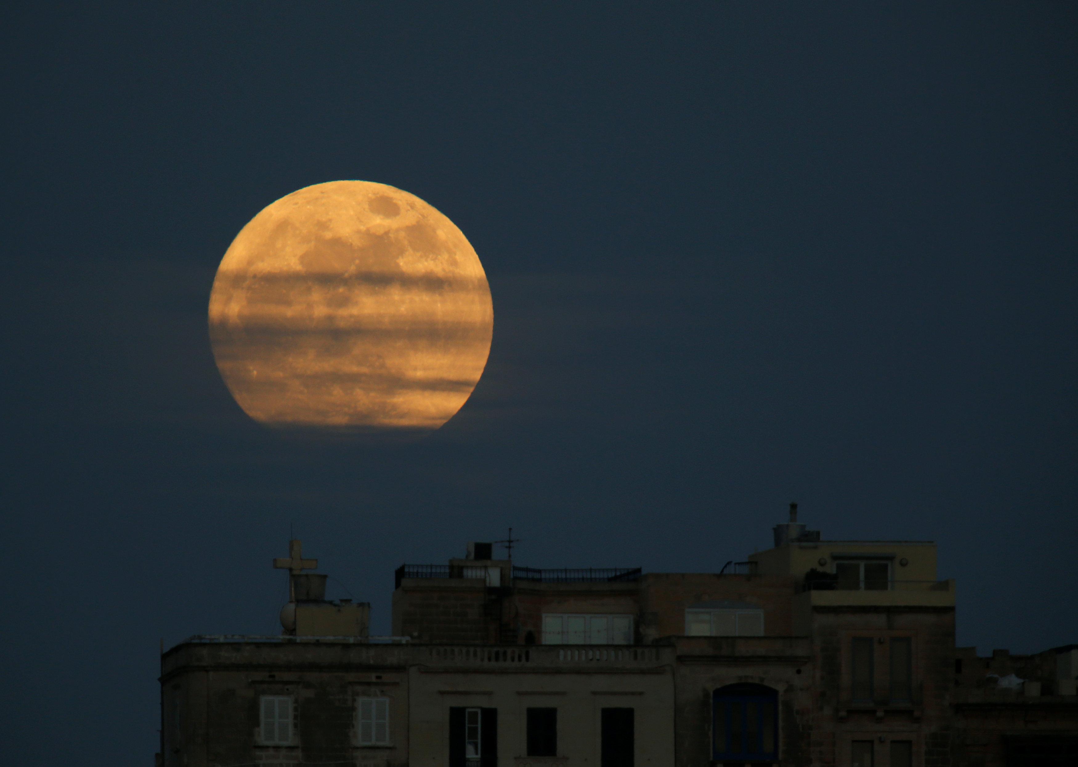 Pieta, Malta, (REUTERS/Darrin Zammit Lupi)