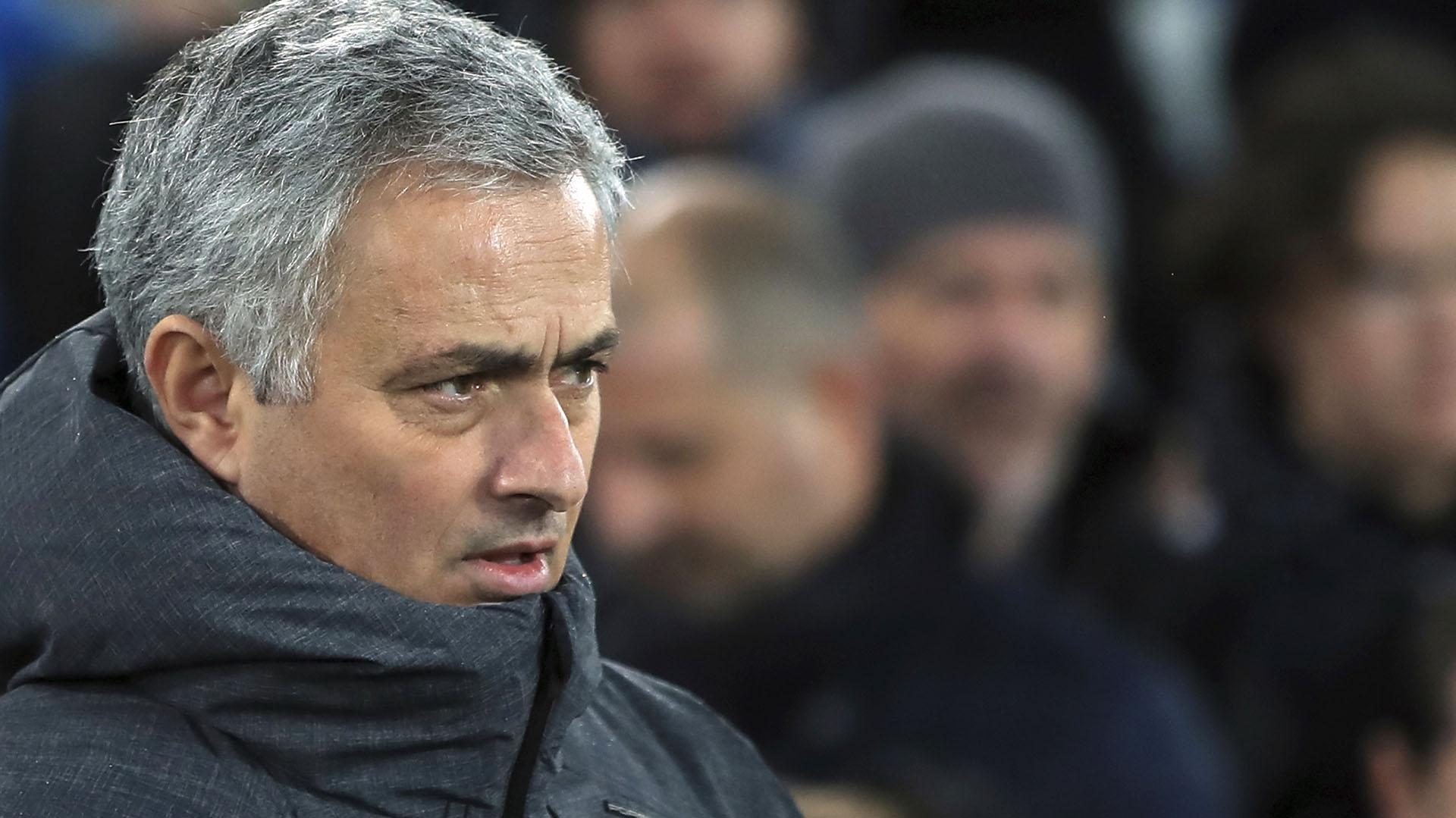 Mourinho felicitó al Manchester City (AP)