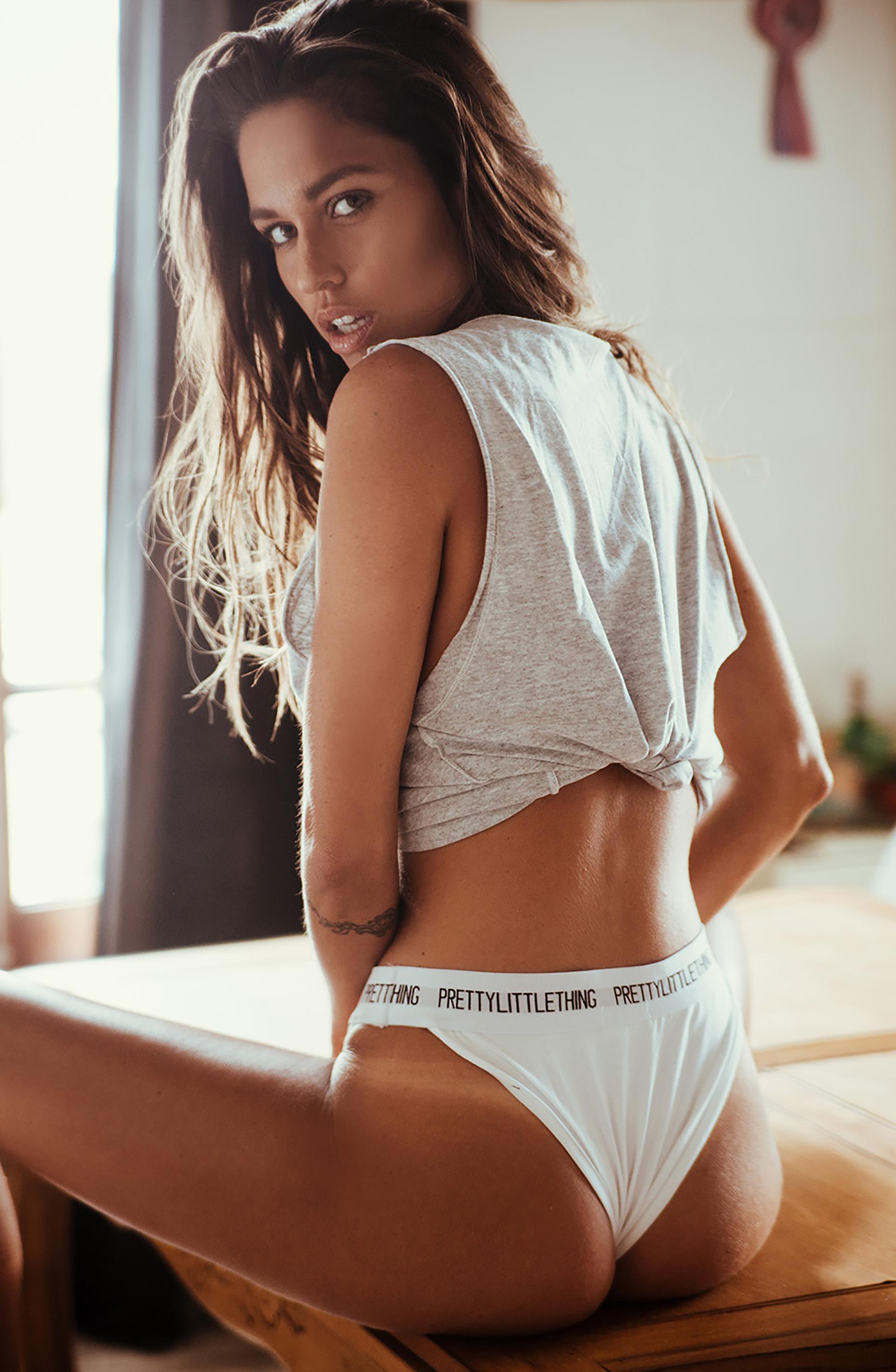 Sofía González tiene 26 años y una belleza deslumbrante: en esta galería, algunas de sus mejores fotos (Crédito de la producción de Revista Playboy:Angie Monasterio)