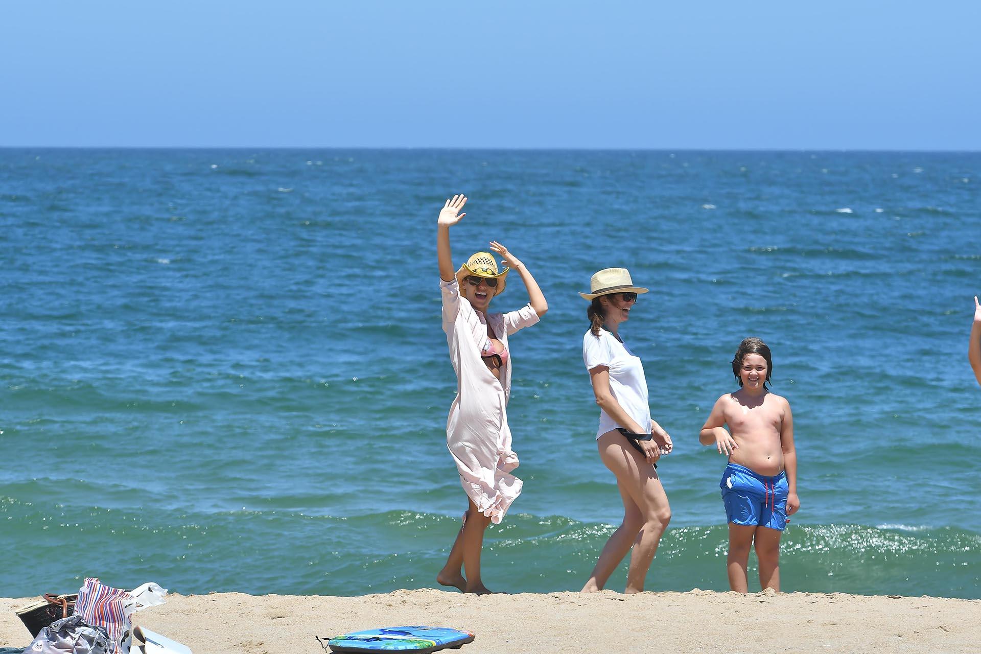 La conductora se separó de Mónaco poco antes de tomarse vacaciones. El verano pasado habían estado juntos disfrutando de la temporada