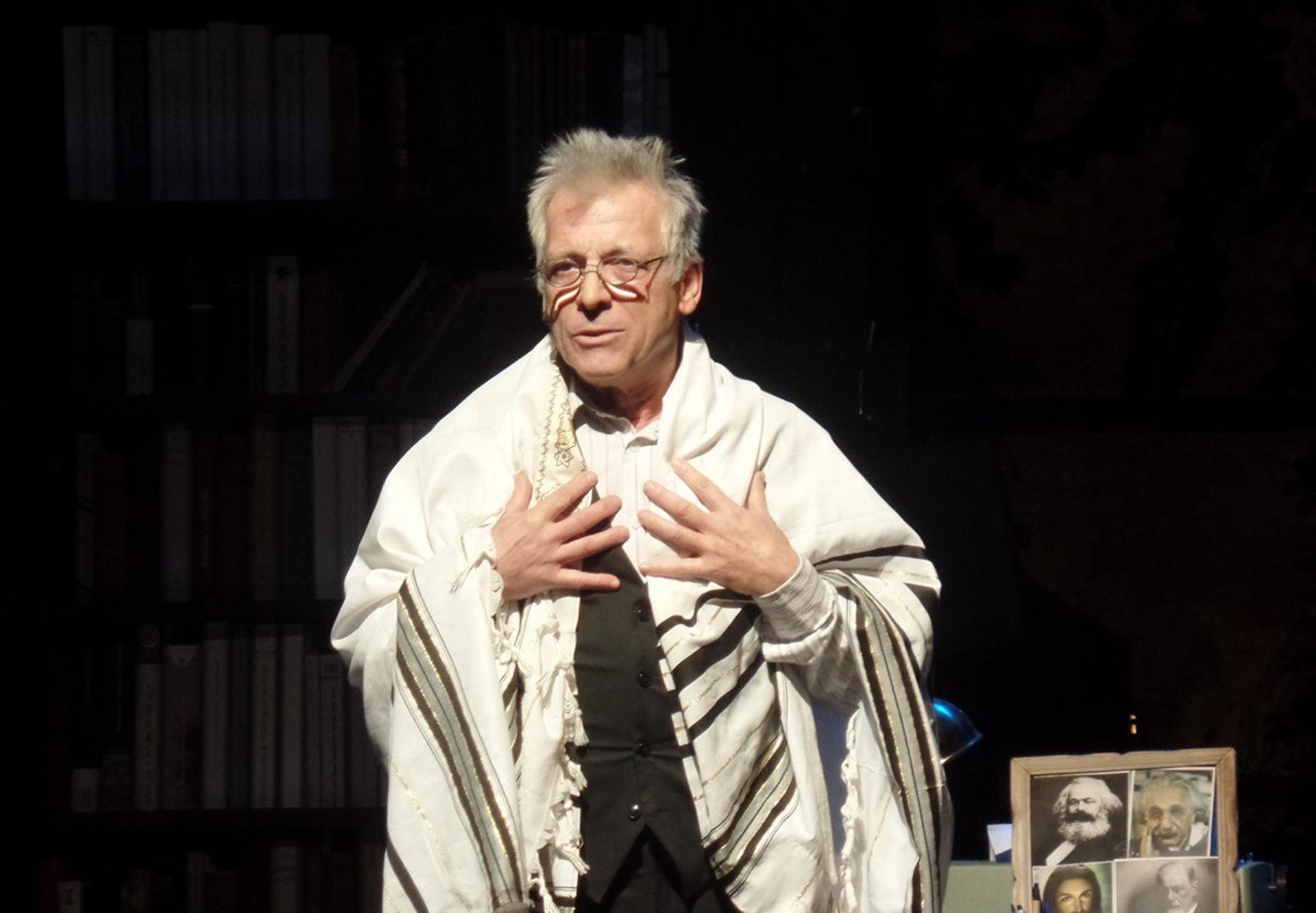 Un judío común y corriente de Charles Lewinsky