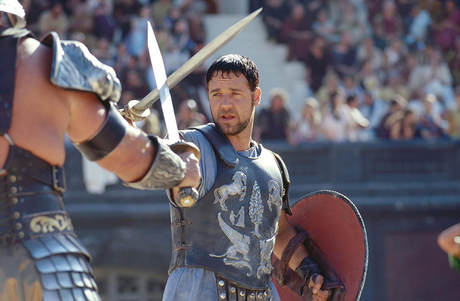 Gladiador (2001) – 58ª edición. Dirigida por Ridley Scott. Ganó 2 Globos de Oro: mejor película dramática y mejor banda sonora