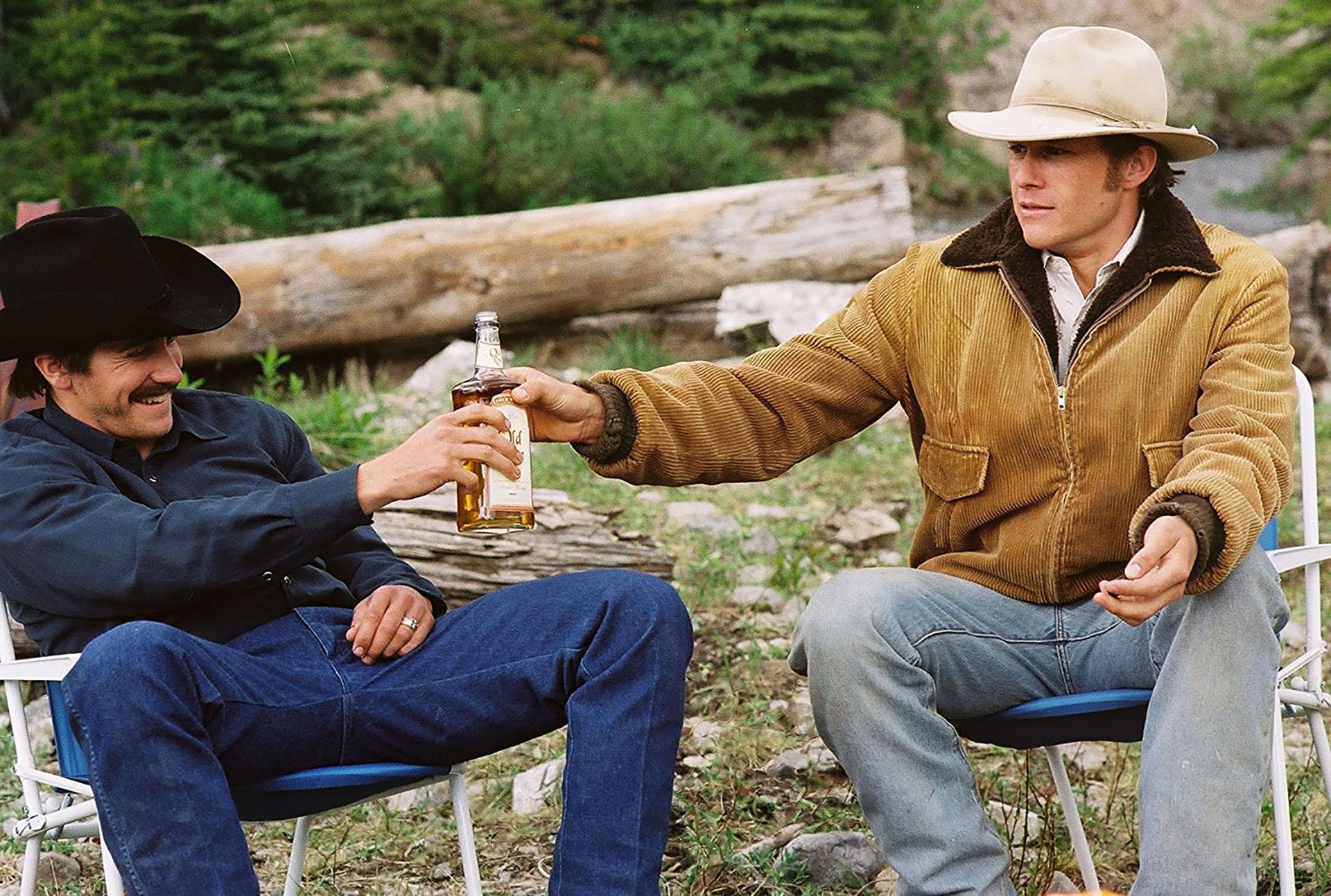 Secreto en la montaña(2006) – 63ª edición.Dirigida por Ang Lee. Ganó 3 Globos de Oro: mejor película dramática, mejor director y mejor guión