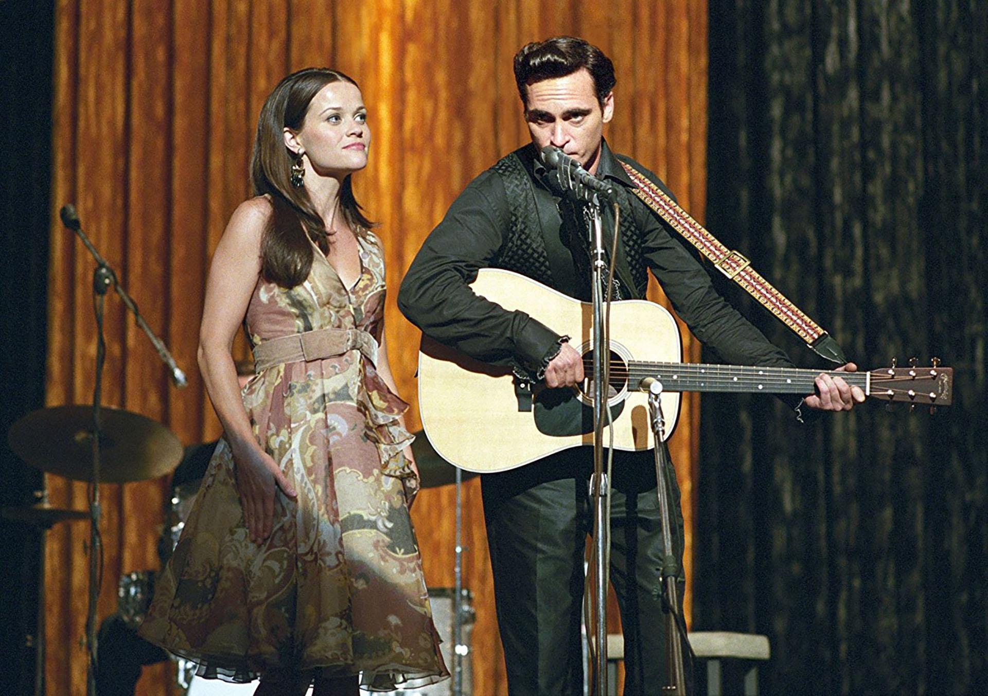 Johnny & June: pasión y locura (2006) – 63ª edición. Dirigida por James Mangold.Ganó 3 Globos de Oro: mejor película musical, mejor actriz y mejor actor