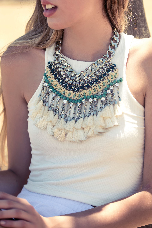 Collar. Foto: Maia Croizet/ Para Ti