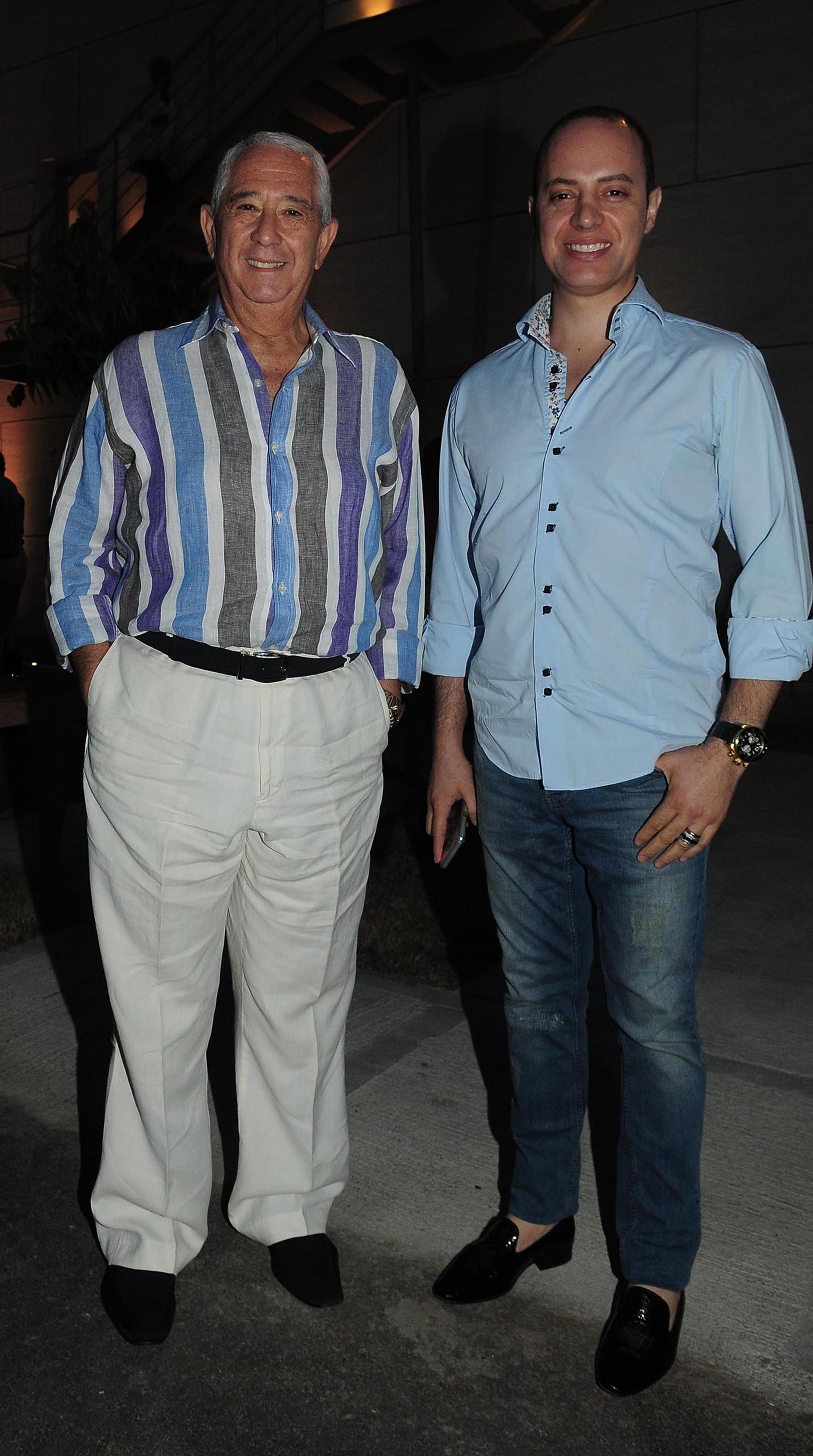 Sergio Puglia y Horacio Correa