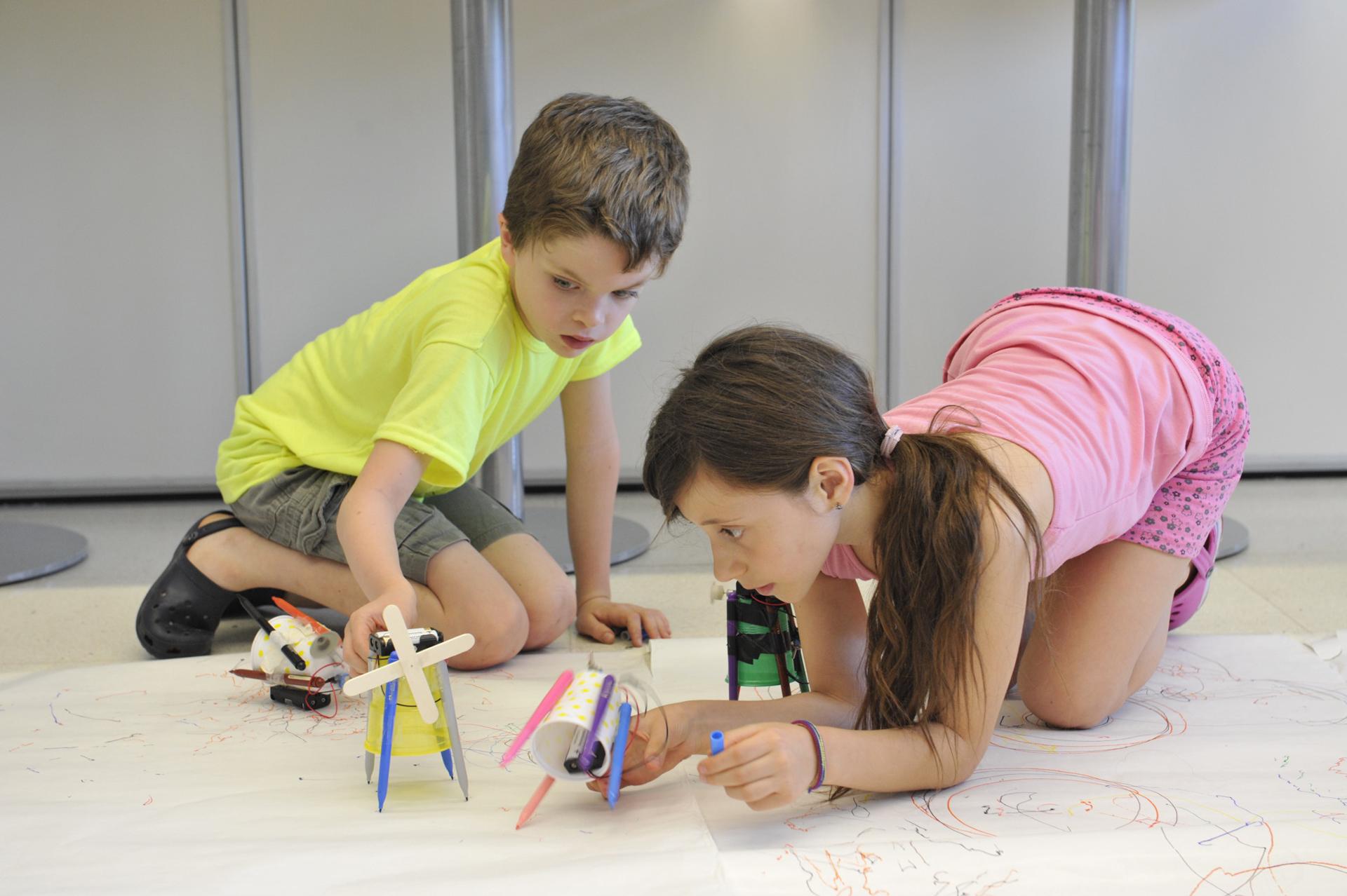 Actividades para los más chicos relacionadas con la ciencia