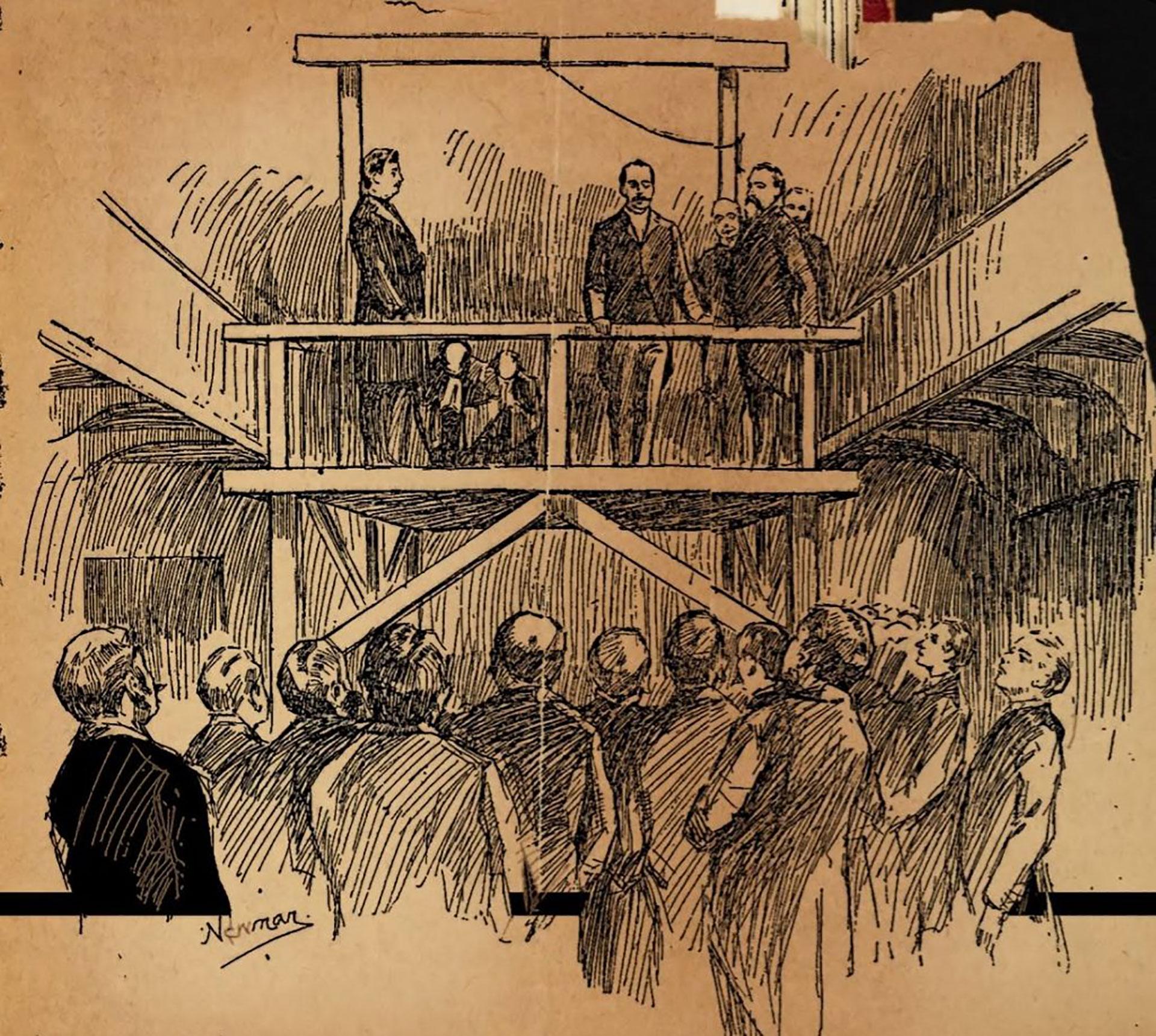 El Castillo De Los Horrores Cómo El Despiadado Doctor Holmes Se Convirtió En El Primer Asesino Serial De La Historia De Estados Unidos Infobae
