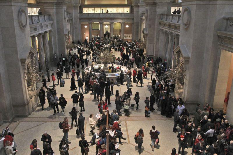 Museo Metropolitano de Arte de Nueva York. (Foto AP / Mary Altaffer)