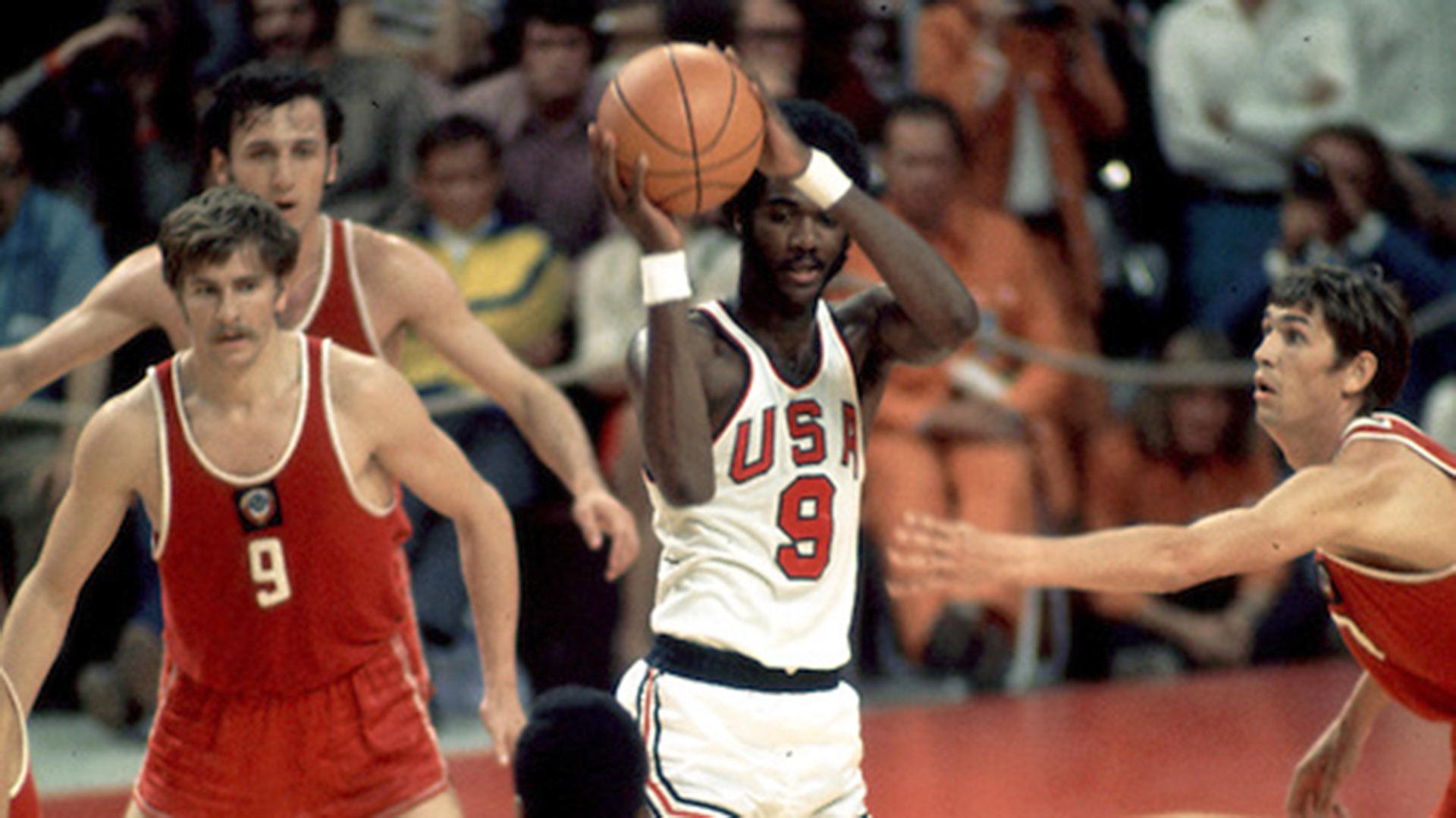 El triunfo de la URSS sobre EEUU en Múnich 1972 es el partido más polémico de la historia del baloncesto (Rich Clarkson / Rich Clarkson & Associates)