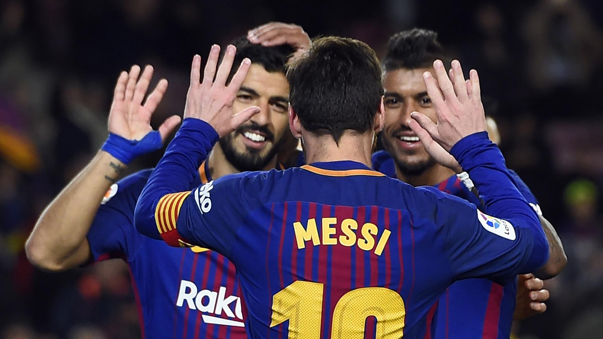 EL DETALLE DE LOS 1.000 GOLES Goles oficiales con Barcelona: 527 Goles en amistosos con Barcelona: 34 Goles en la Selección Mayor: 61 Goles en la Selección Sub 23: 2 Goles en la Selección Sub 20: 14 Goles en Inferiores con Newell's y Barcelona: 339 Goles en partidos a beneficio: 23