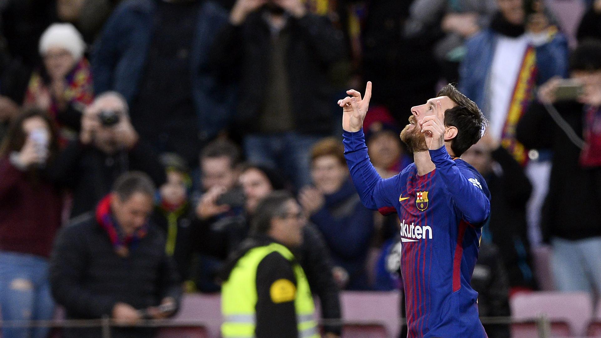 Tiembla Pelé: Lionel Messi llegó a los 1.000 goles en el triunfo del Barcelona ante el Levante