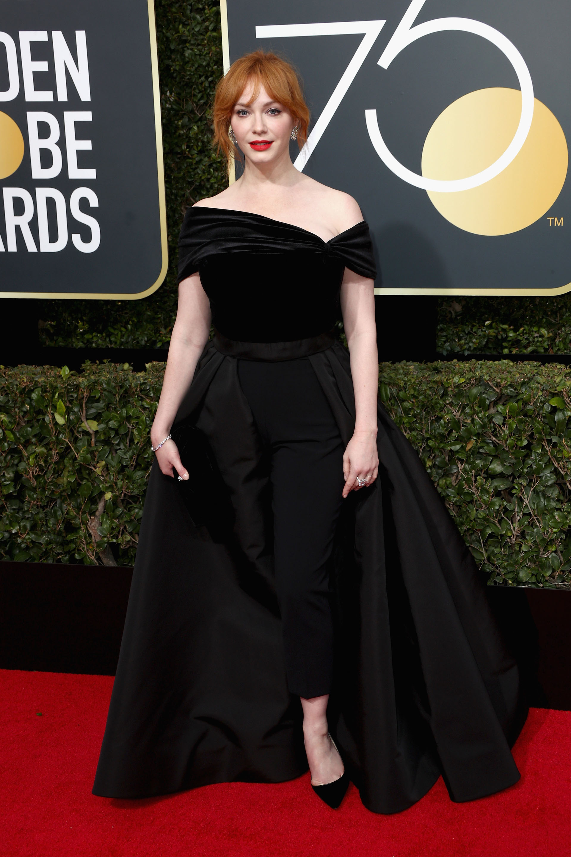 Christina Hendricks (AFP)