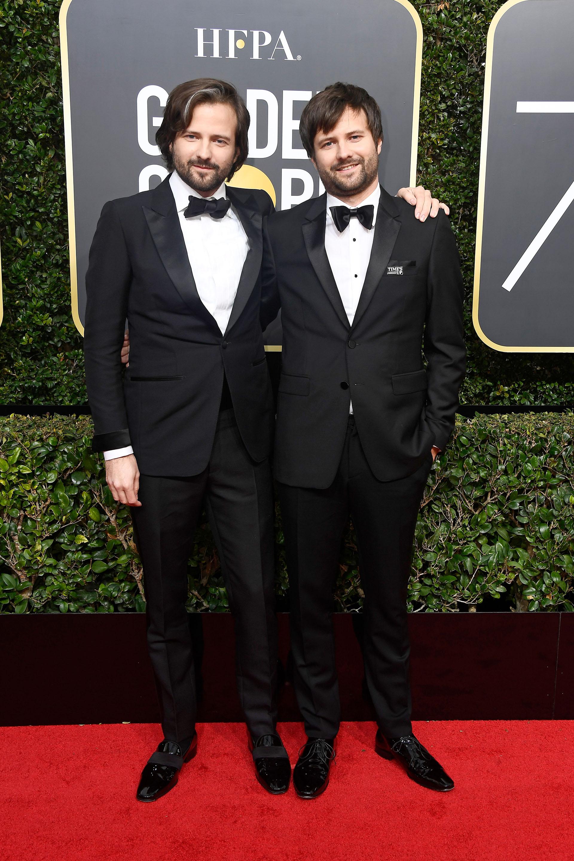 Matt Duffer y Ross Duffer(AFP)