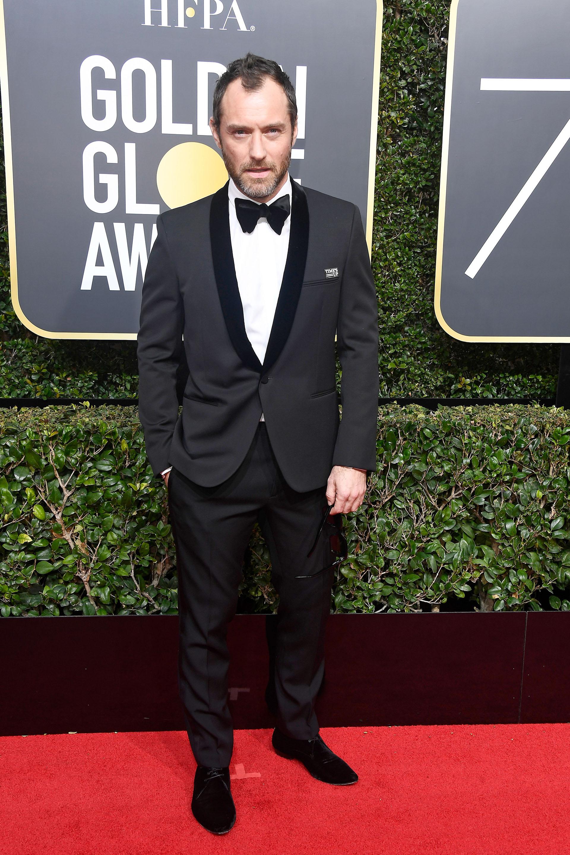 Jude Law (AFP)