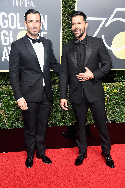 """Ricky Martin reveló que se casó en secreto con Jwan Yosef, su pareja desde hace tres años. """"Vamos a hacer una gran fiesta en un par de meses"""", adelantó el cantante"""