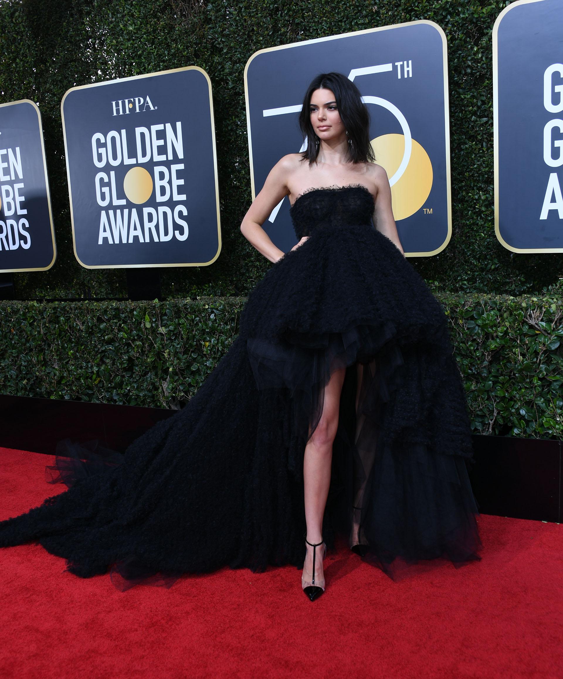 Kendall Jenner (AFP)