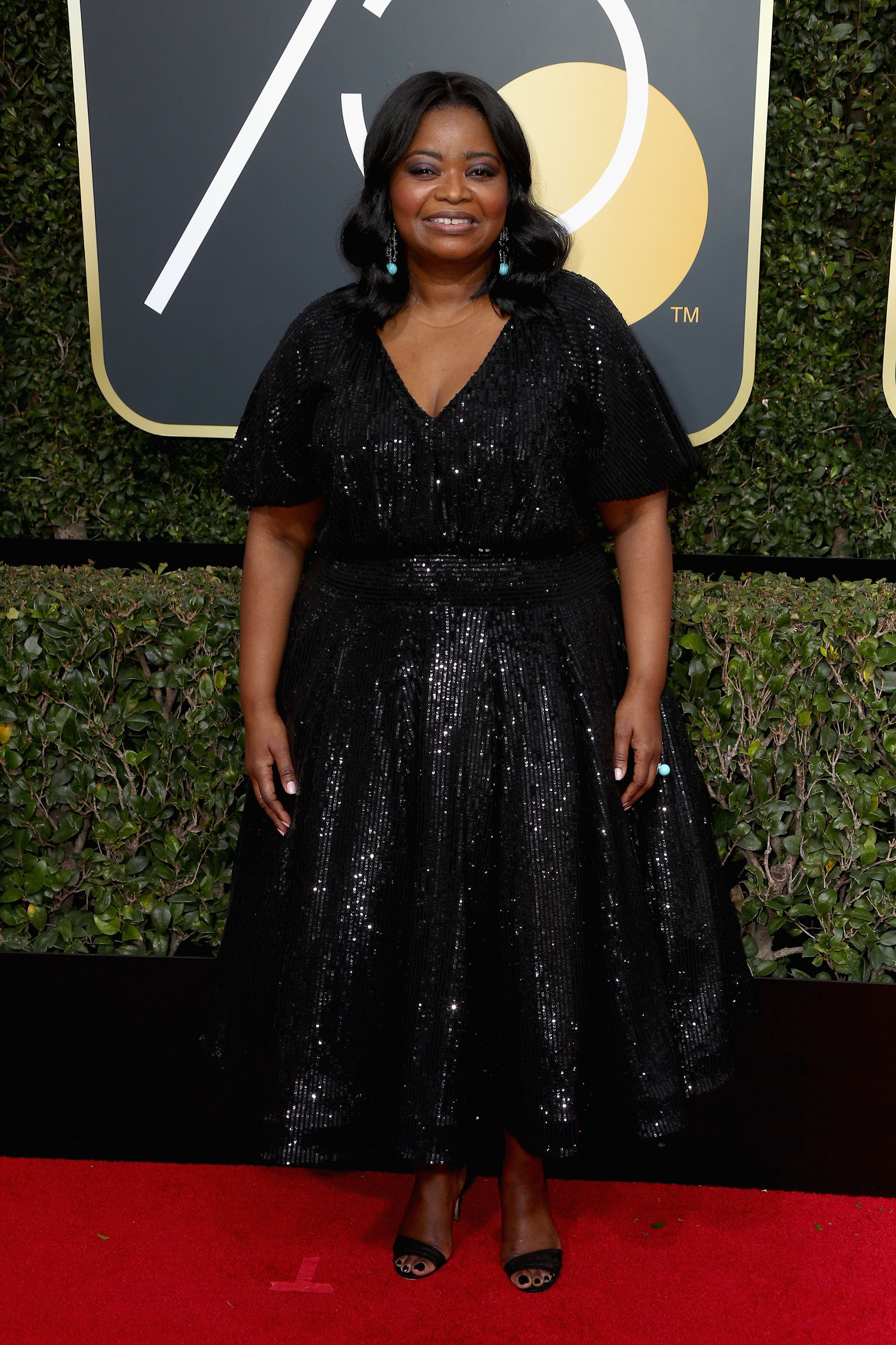 Octavia Spencer (AFP)