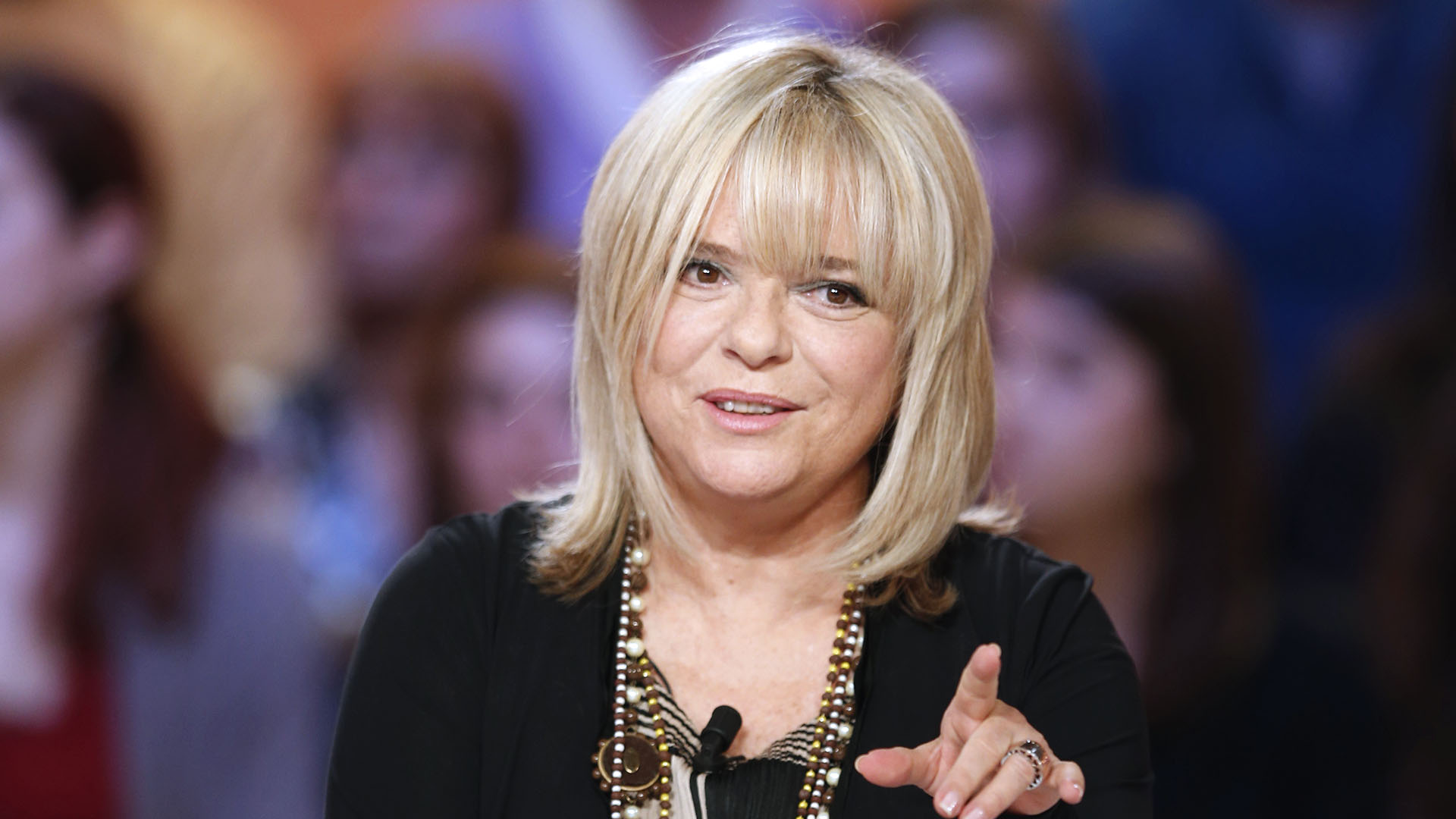 France Gall (AFP)