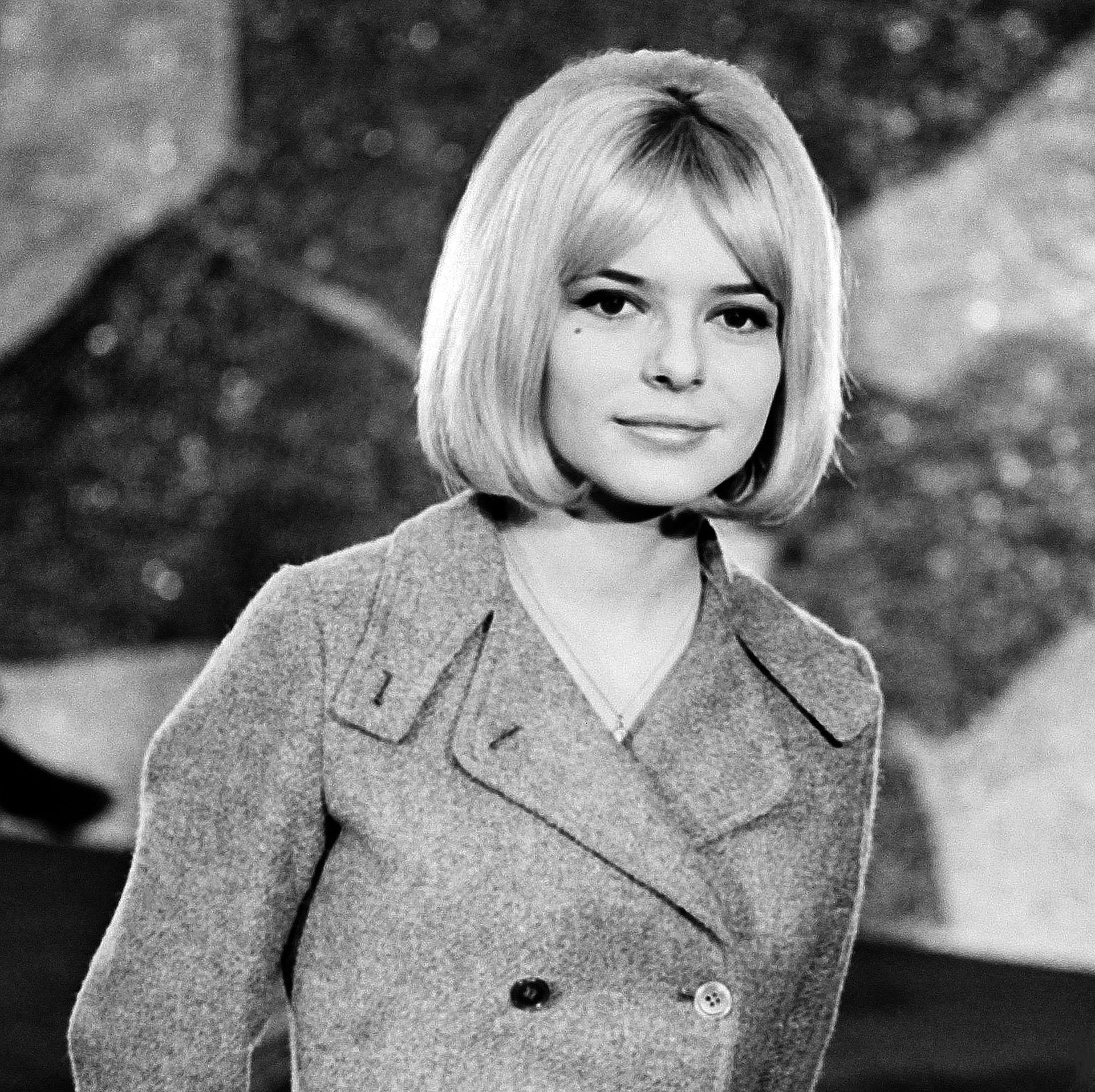 La cantante francesa murió a los 70 años (AFP)