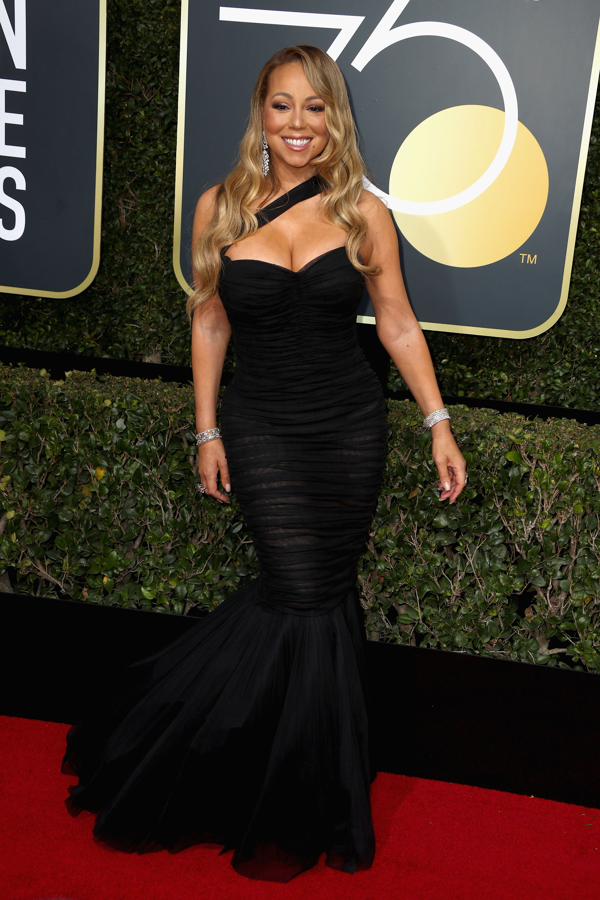 Mariah Carey (AFP)