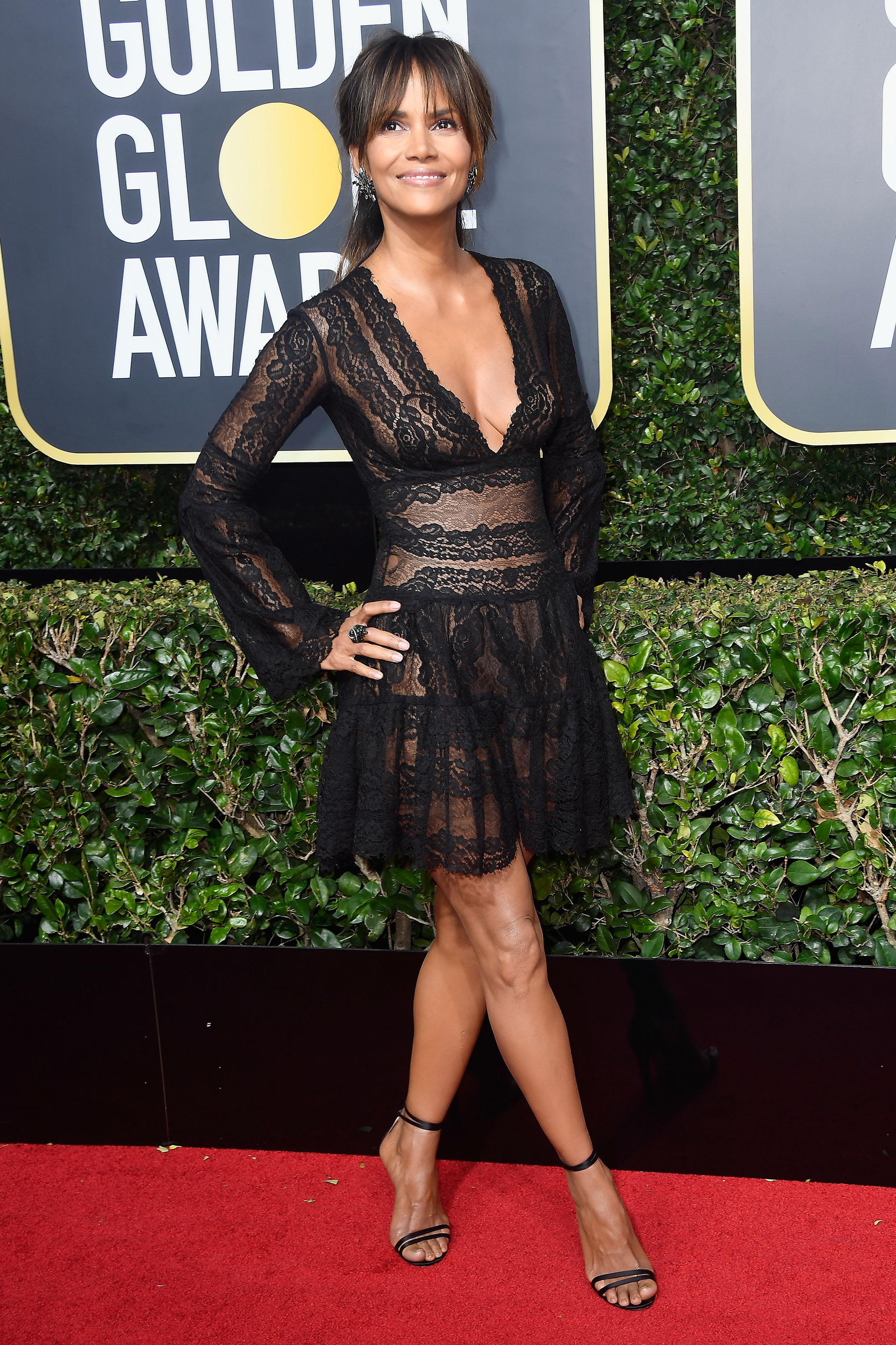 Halle Berry (AFP)