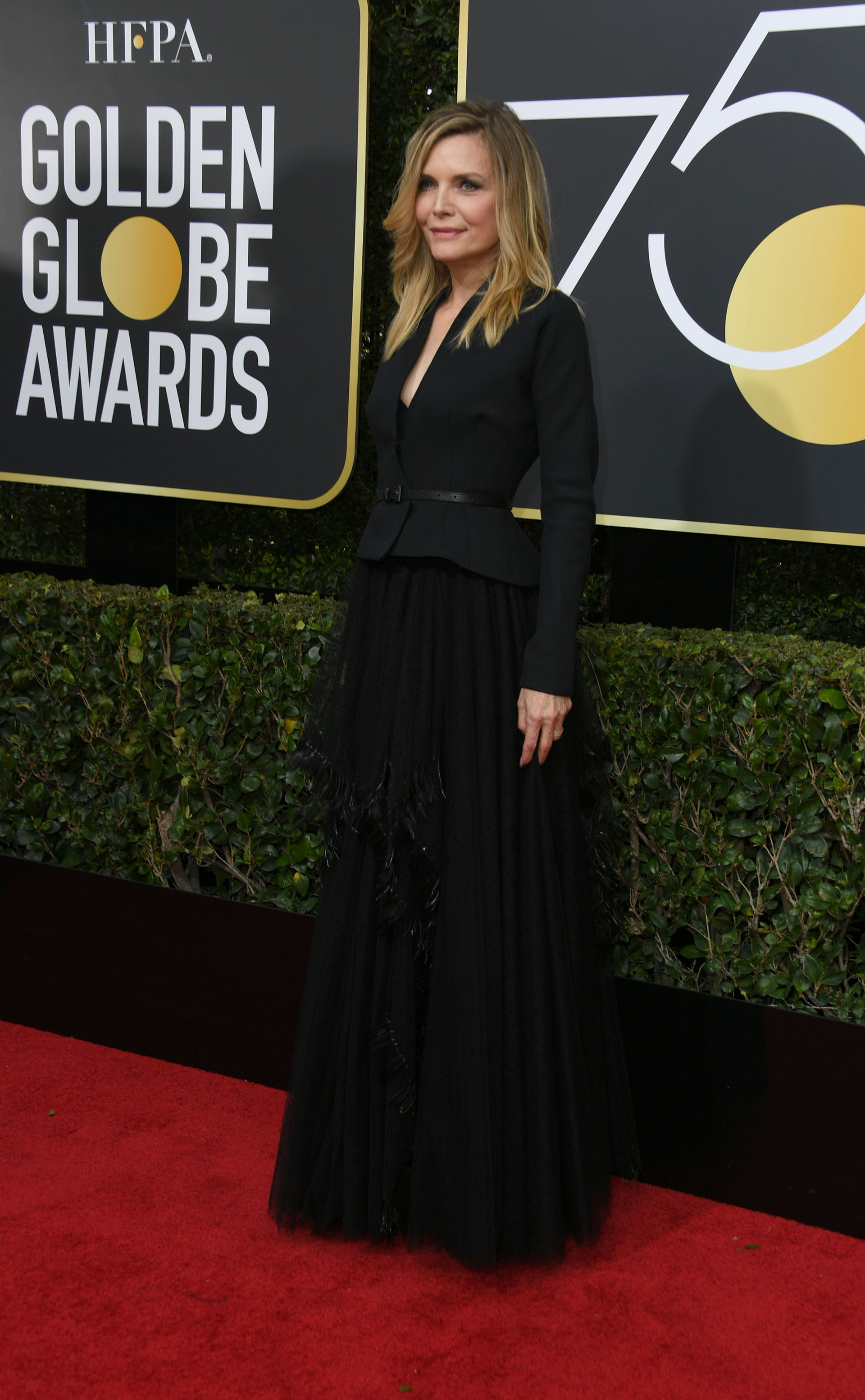 Michelle Pfeiffer (AFP)