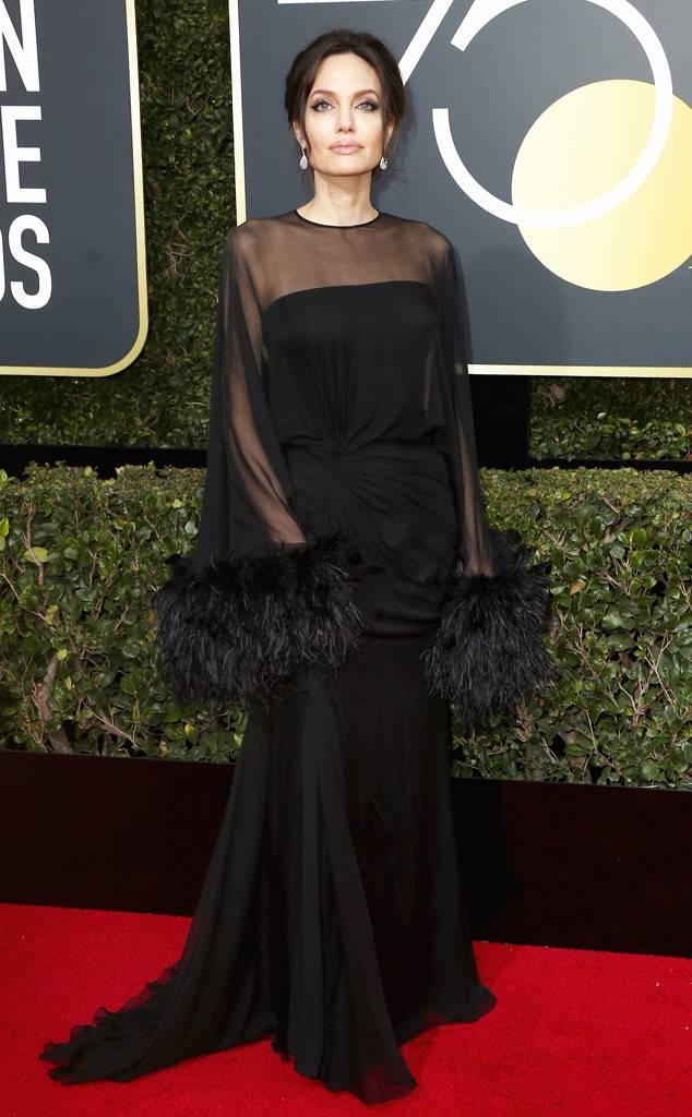 Angelina Jolie. Fotos GETTY/ Gentileza E!