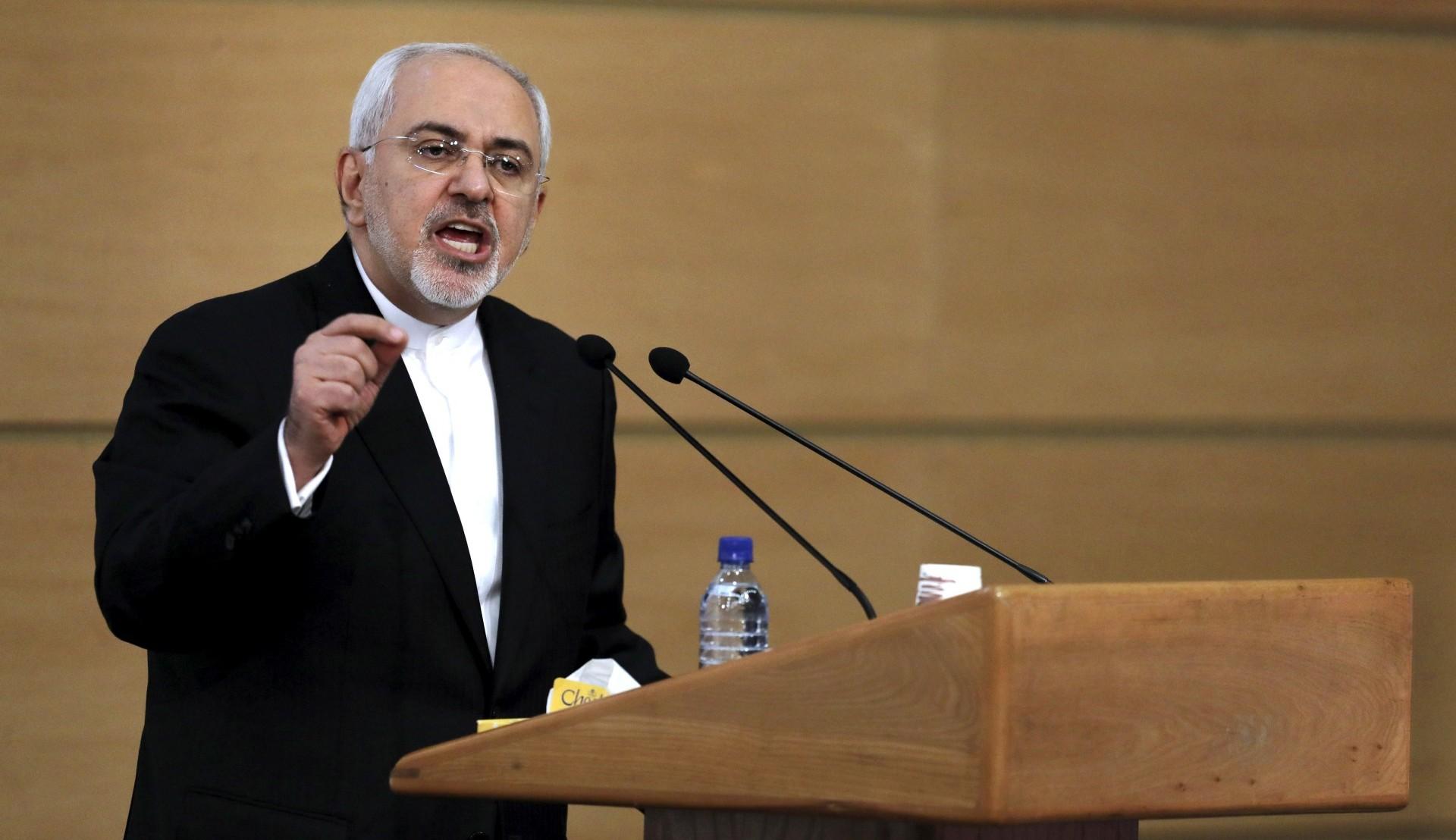 El CSW cuestionó la visita del canciller iraní, Mohammad Javad Zarif, a Uruguay y Brasil