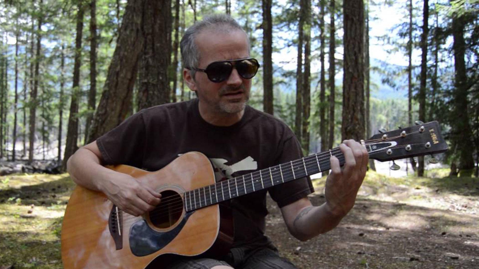 El músico y amigo de Cobain , John Purkey