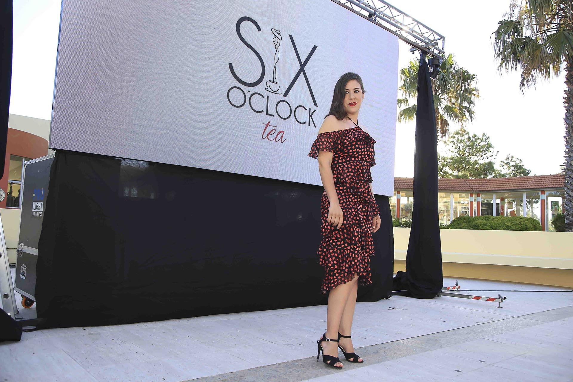 El Six O'Clock Tea, creado por Carminne Dodero, llegó una vez más con una nueva edición de moda a Punta del Este