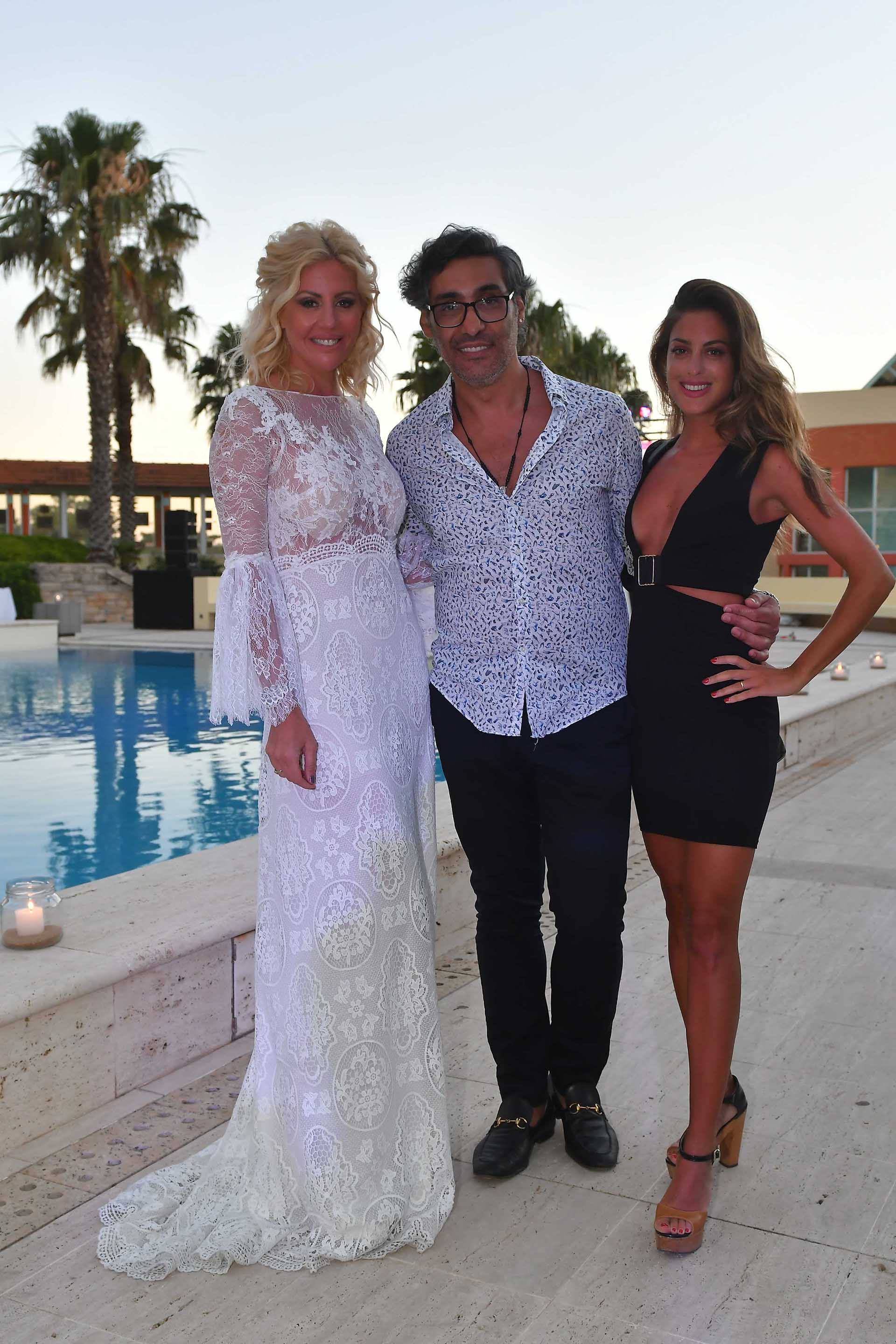 Barbie Simmons, Diego Impagliazzo y Agustina Casanova /// Fotos GM Press Punta y Juan Villagran -PhotoJohnny