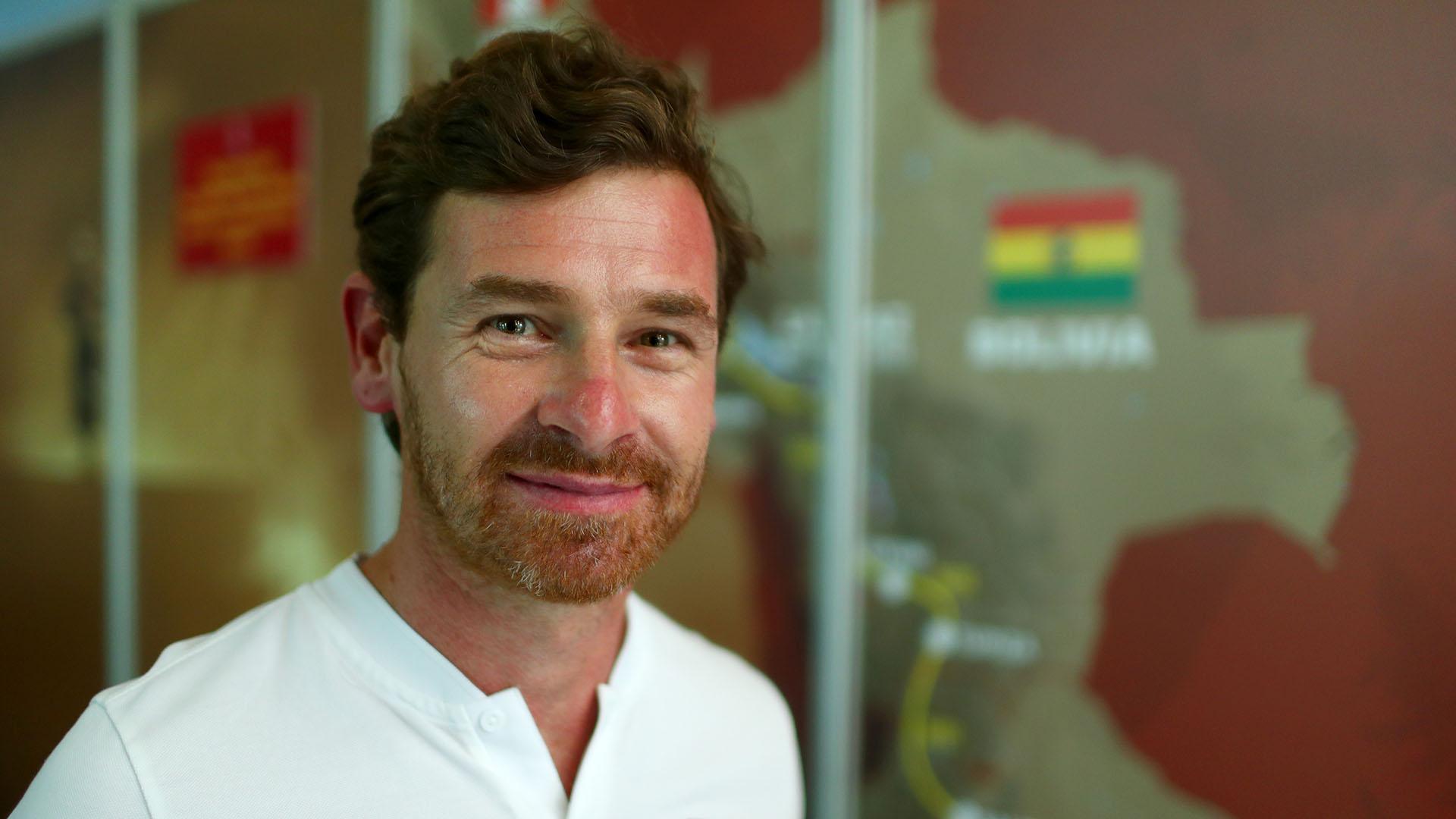 André Villas-Boas, ex DT del Chelsea, abandonó el Dakar tras un accidente en la cuarta etapa (Getty Images)