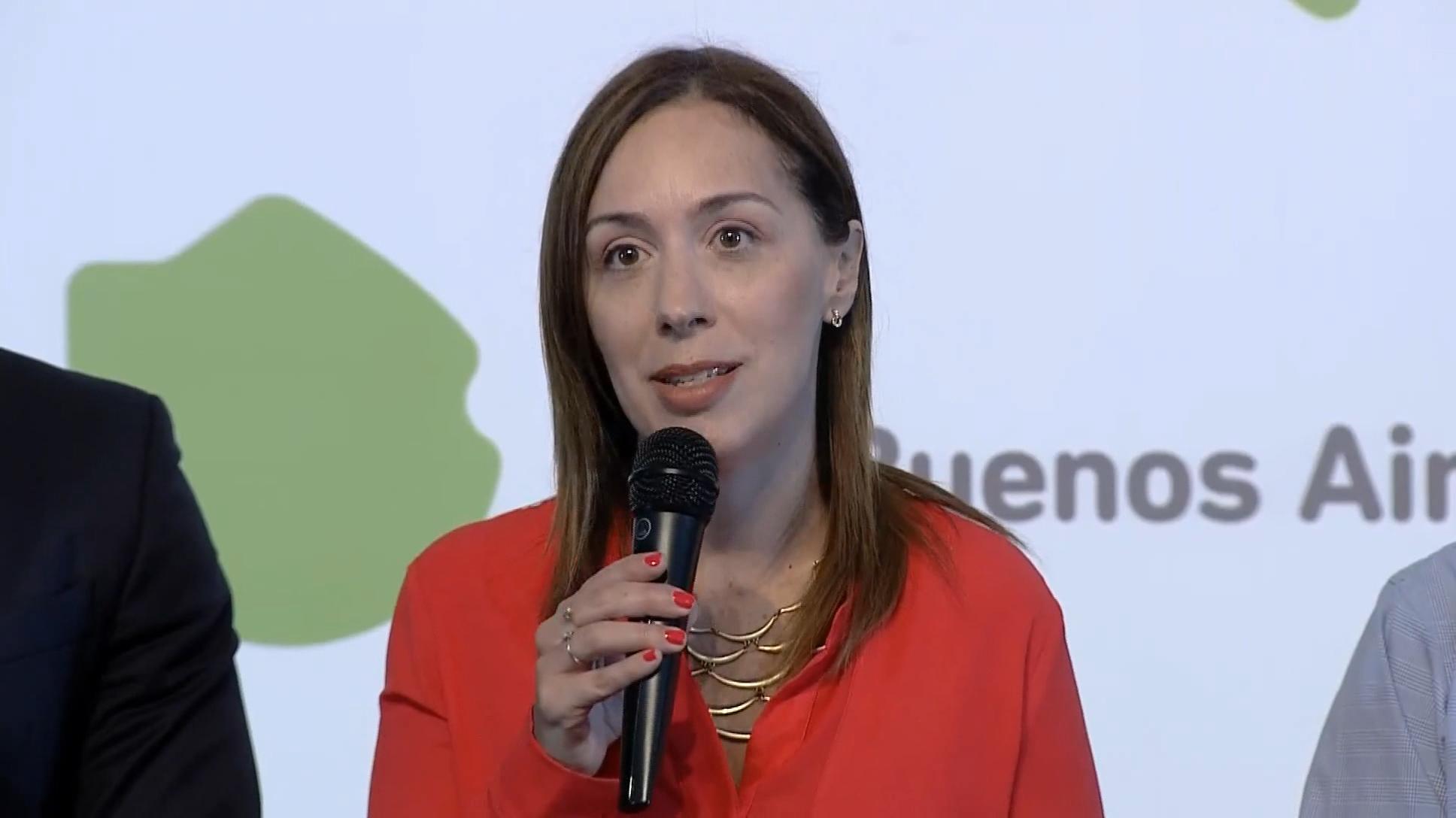 La gobernadora María Eugenia Vidal publicó hoy el decreto en el Boletín Oficial bonaerense.
