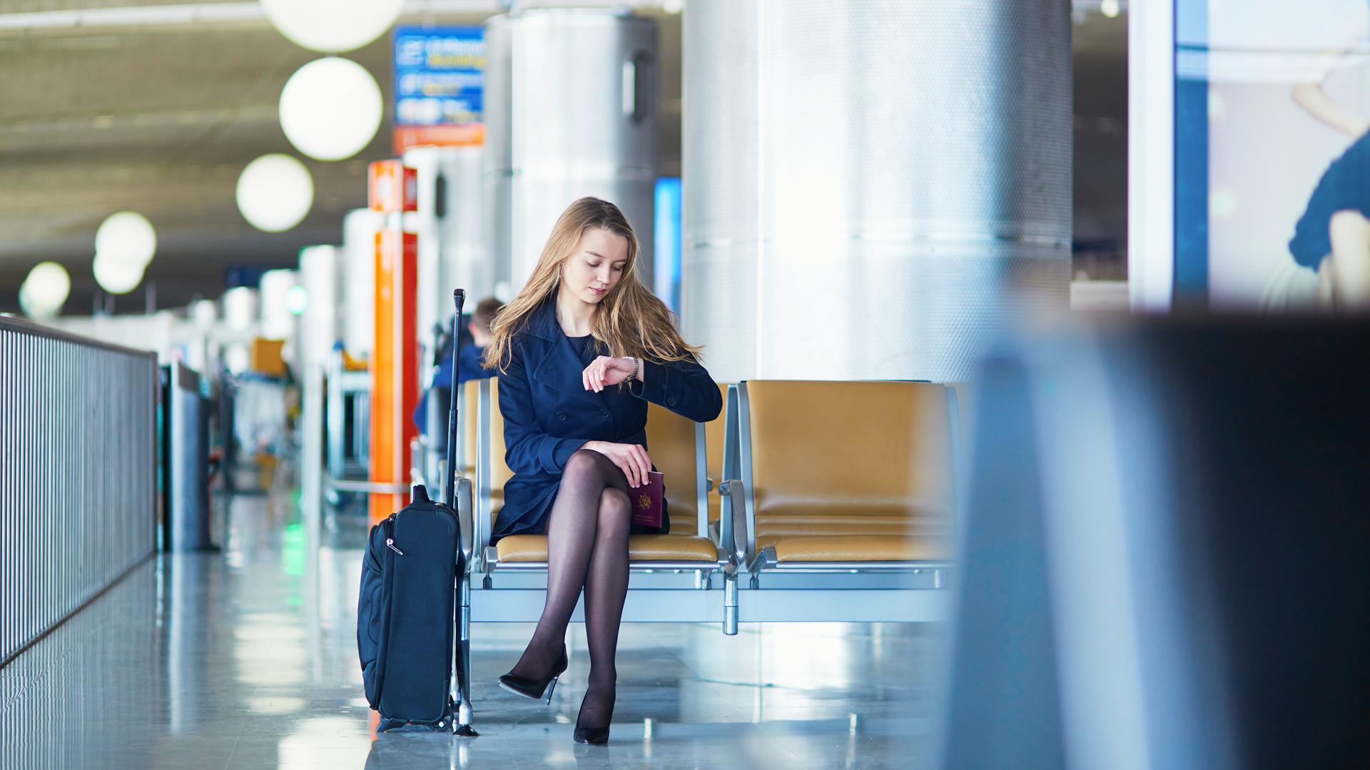 Para calificar en el listado, los vuelos deben arribar o partir como máximo 14 minutos y 59 segundos después de su horario estipulado (Getty)