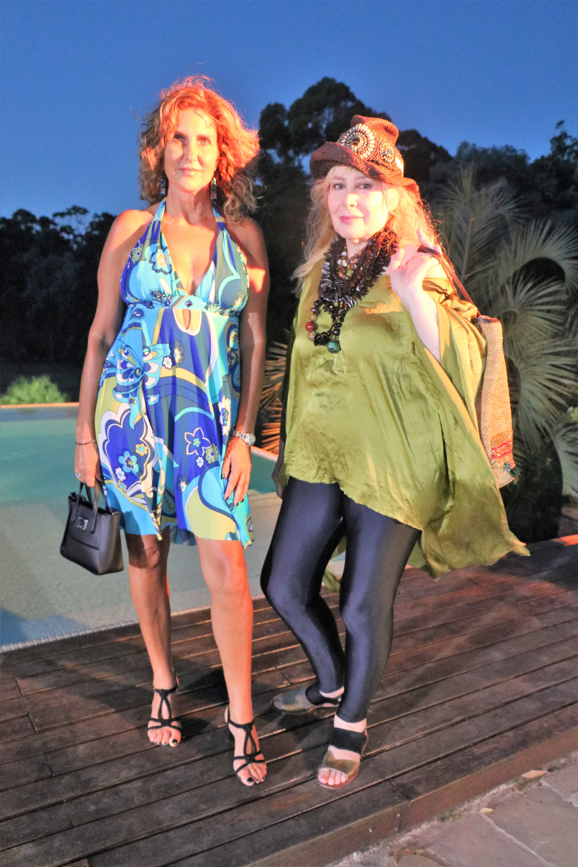 Susana Milano y Bea Carabio