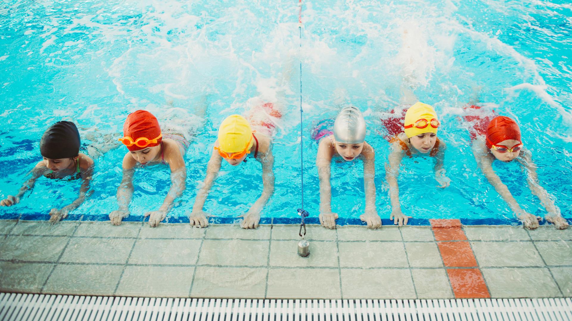 Entre las actividades recomendadas, sobresalen las acuáticas (Getty)