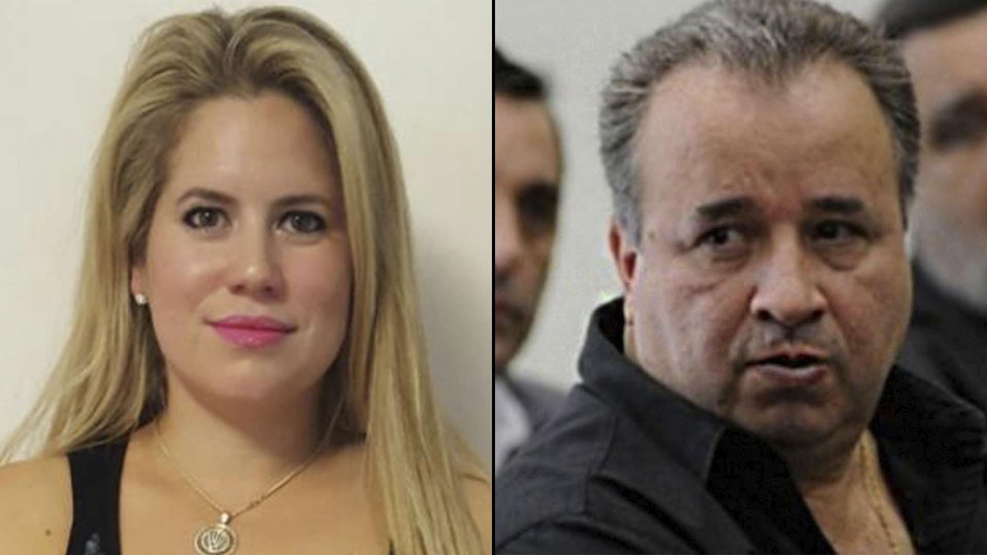 Paola Fiege y Marcelo Balcedo