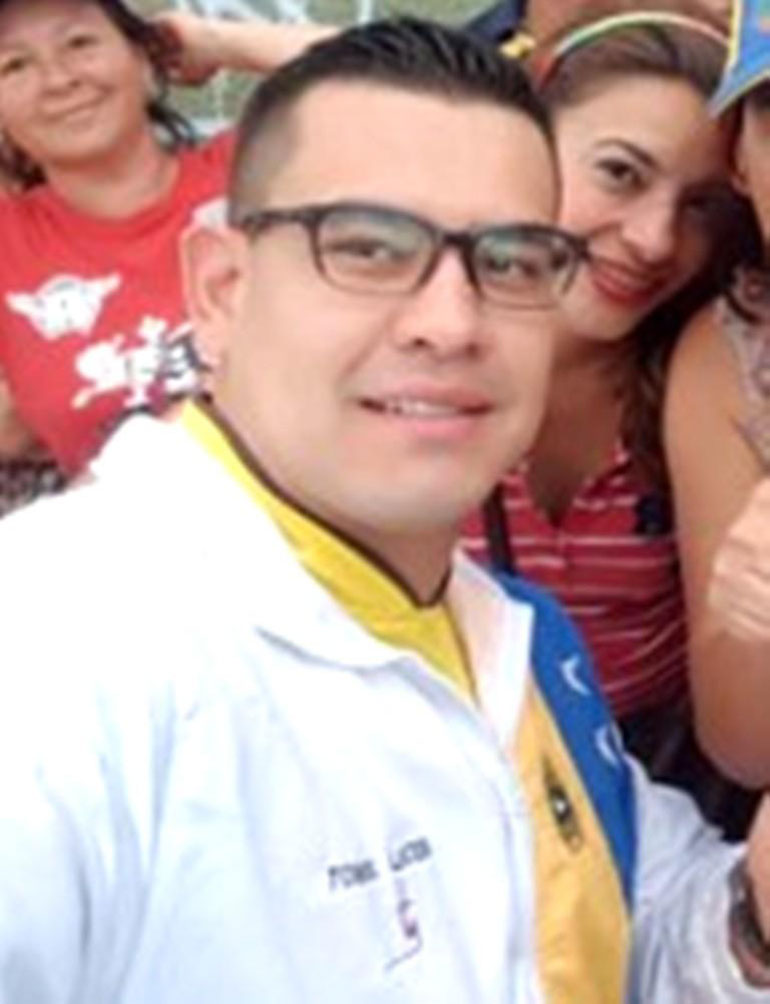 El asesinato tuvo lugar en el estado de Trujillo