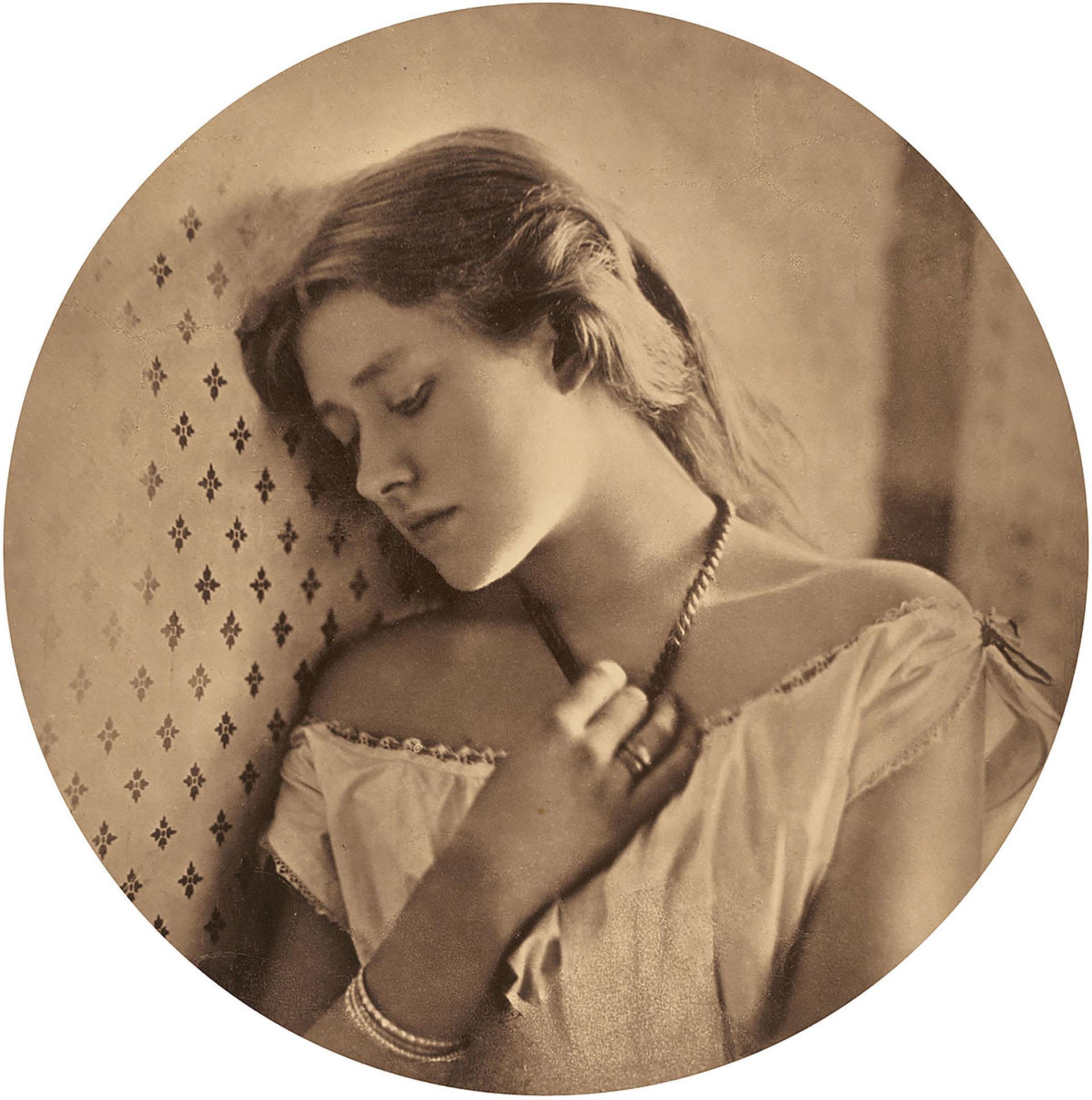 La actriz Ellen Terry