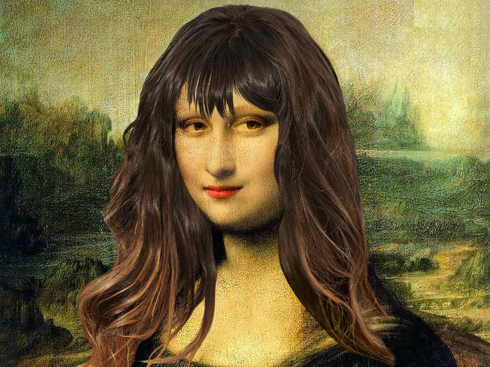 Gioconda, una de las damiselas fabulosas de Belén Parrilla