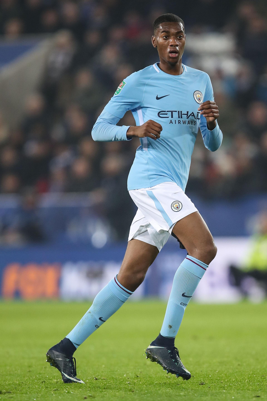 El futbolista de 20 años todavía no sumó minutos como profesional (Getty Images)